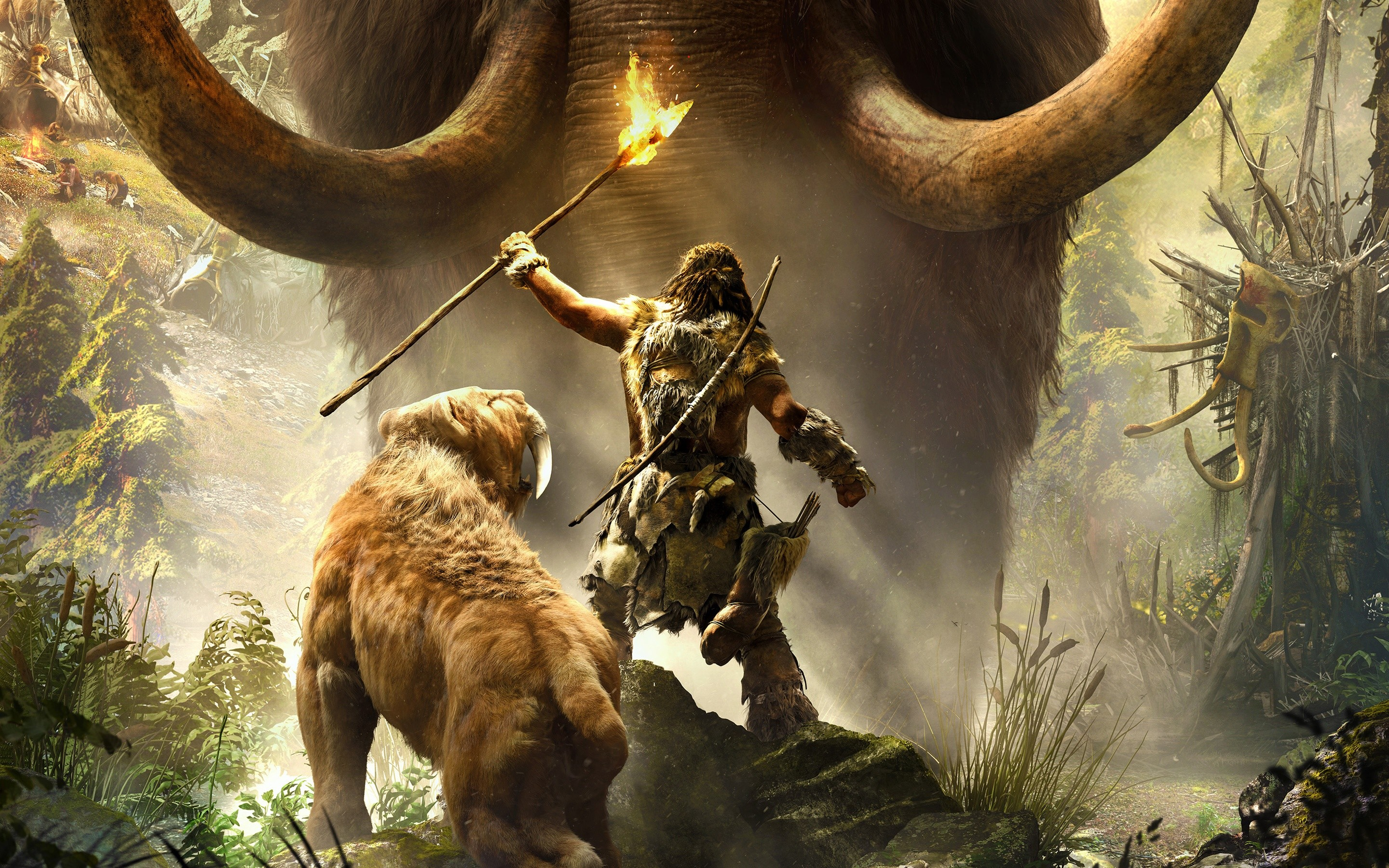 2880x1800 Far Cry Primal Wallpapers