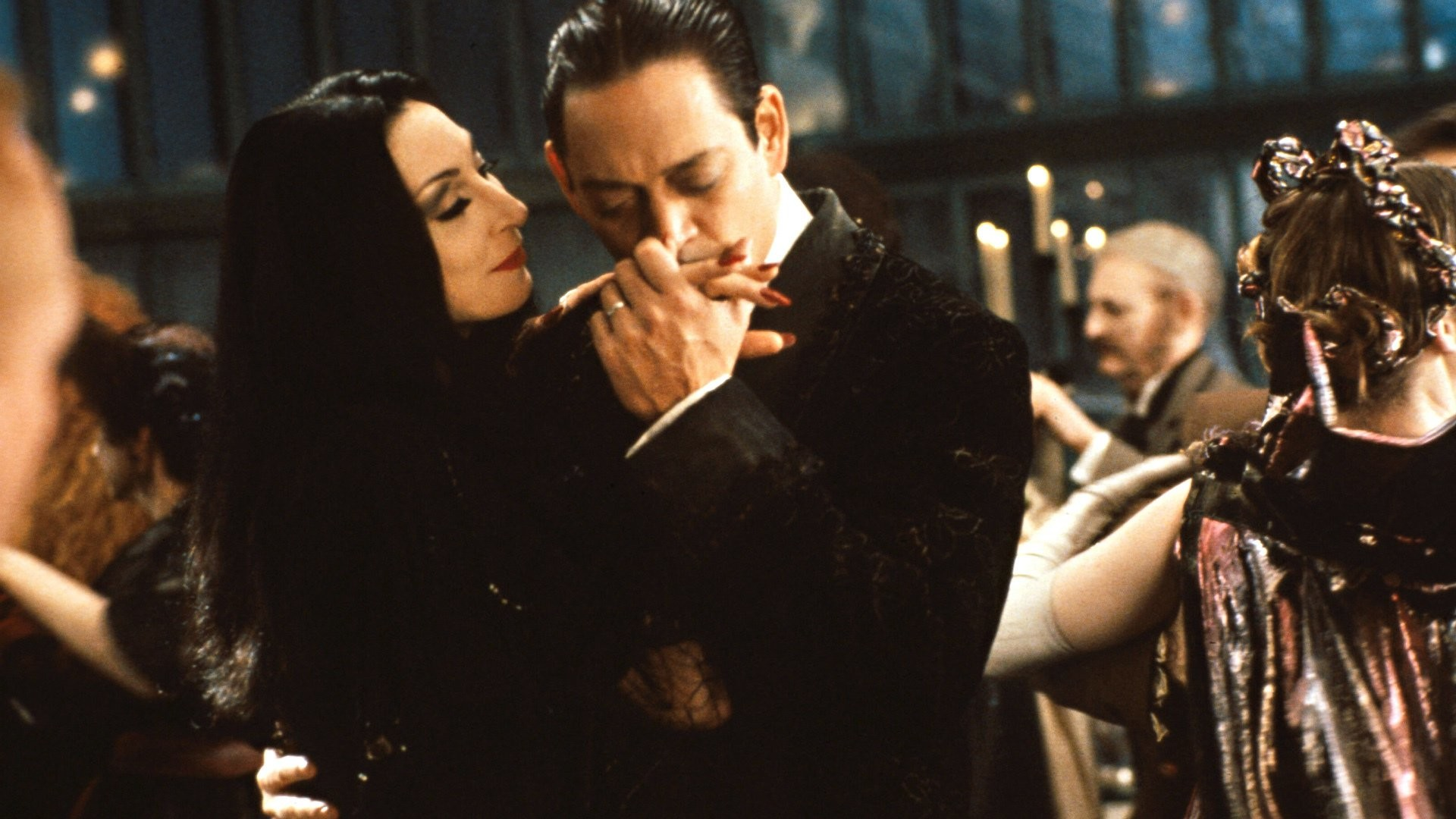 Addams Family Wallpaper (58+ images)