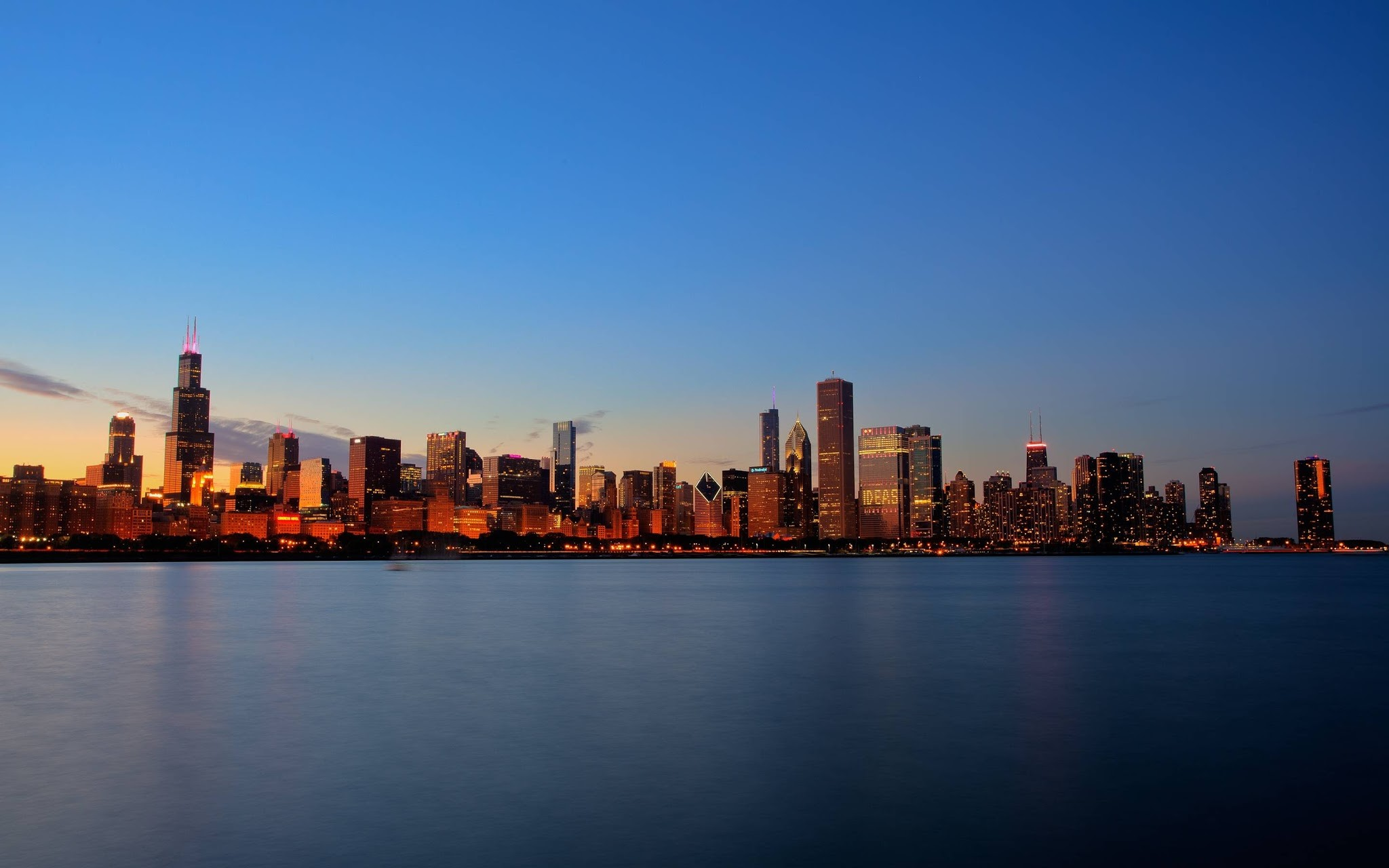 2048x1280 Chicago Wallpapers HD Wallpaper Cave