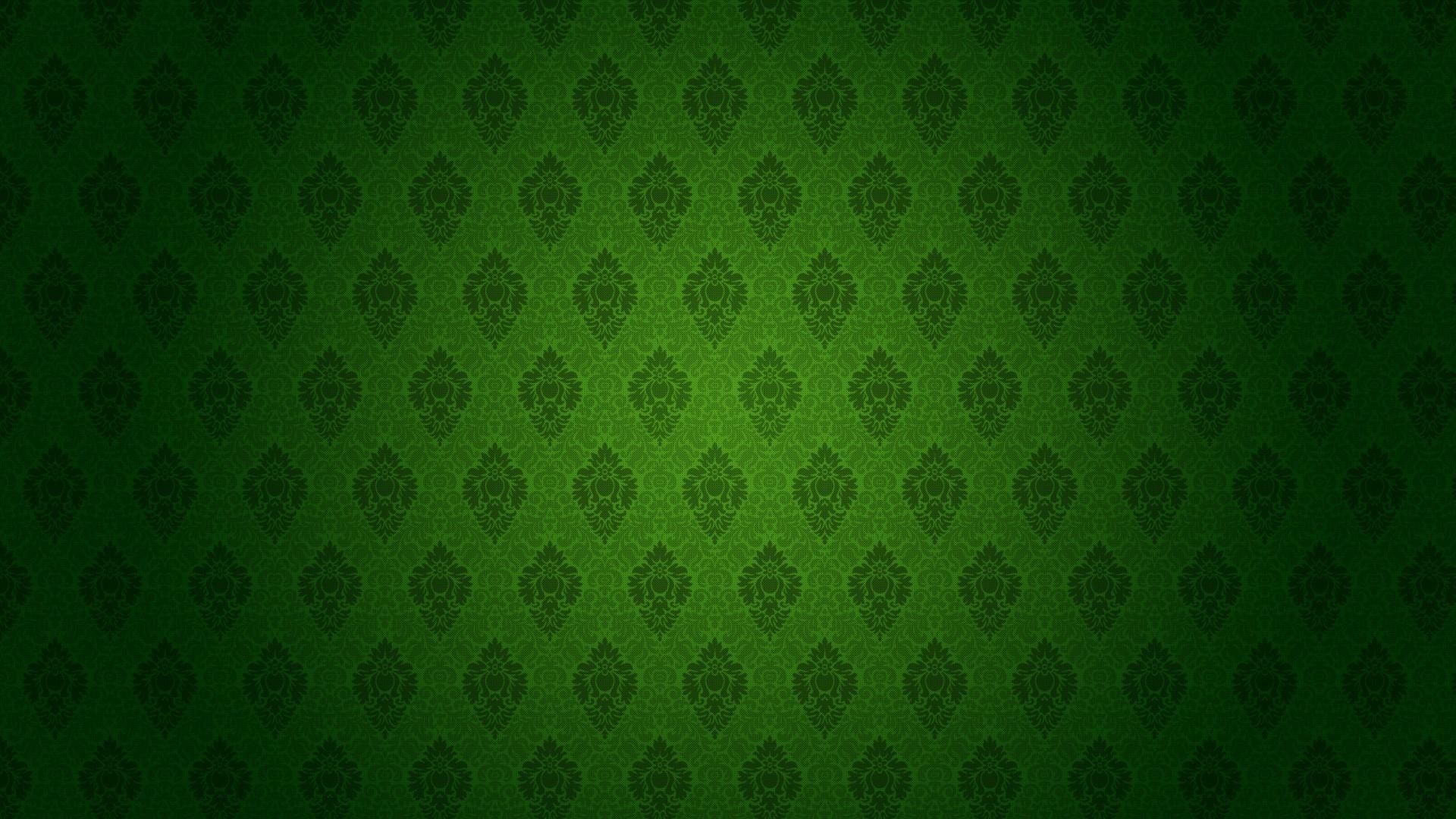 design dark green background wallpaper