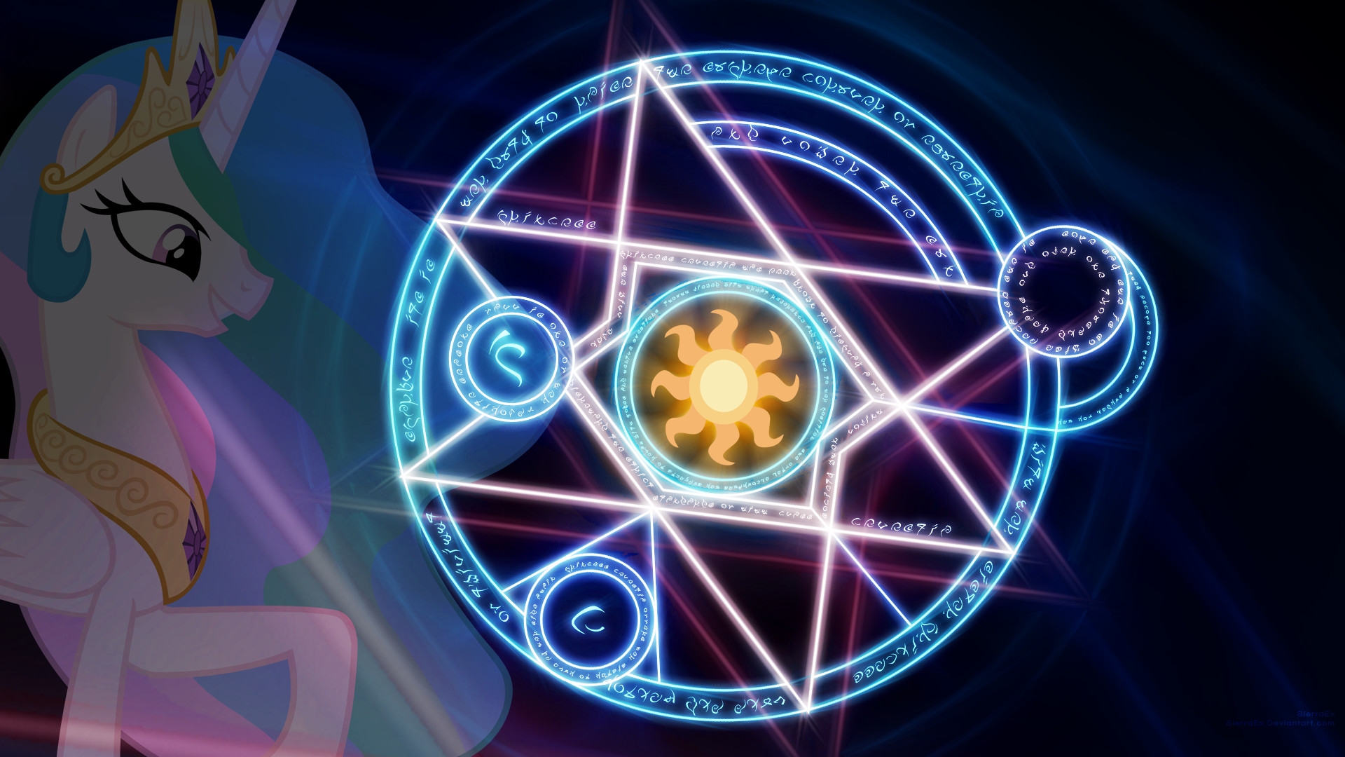 Magic Circle Wallpaper 67 Images