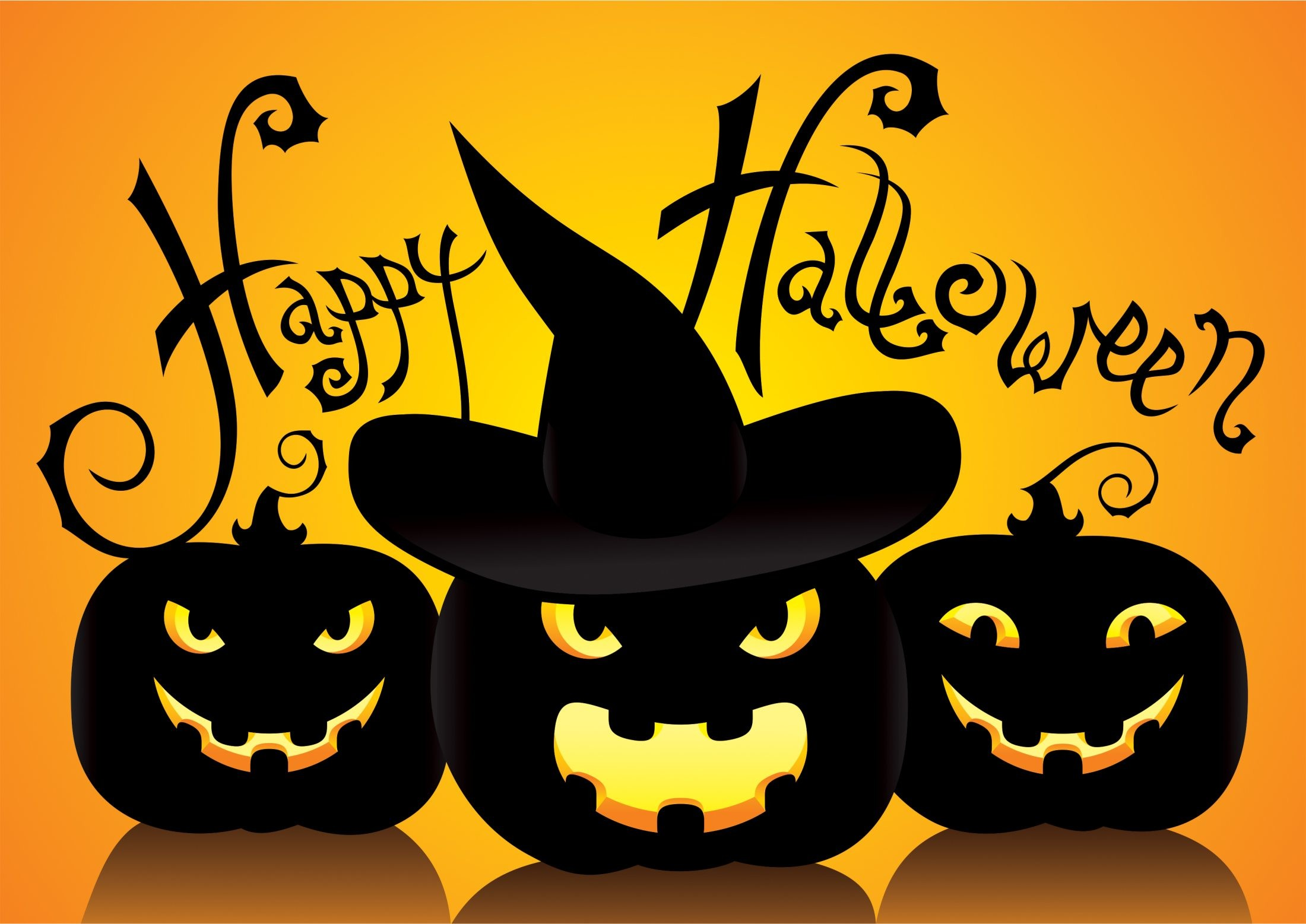 2200x1557 Happy Halloween Wallpaper