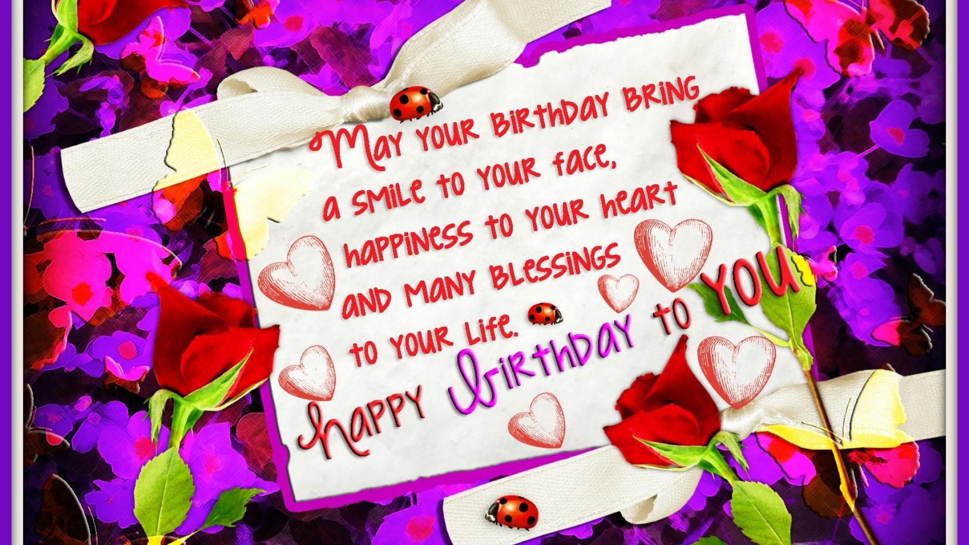 Happy birthday wallpapers with name 61 images - Happy birthday card wallpaper ...
