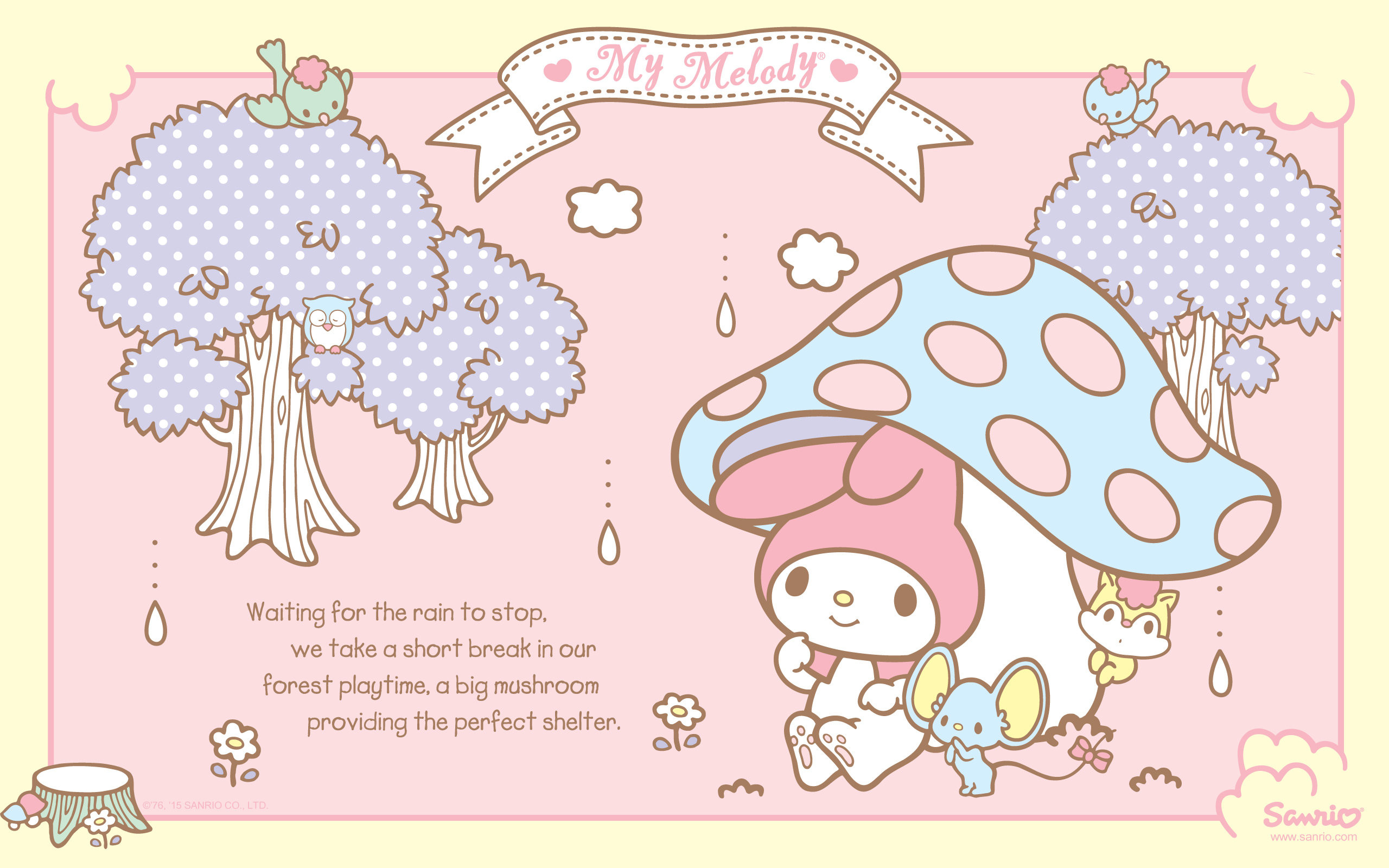 Sanrio Wallpaper (72+ images)