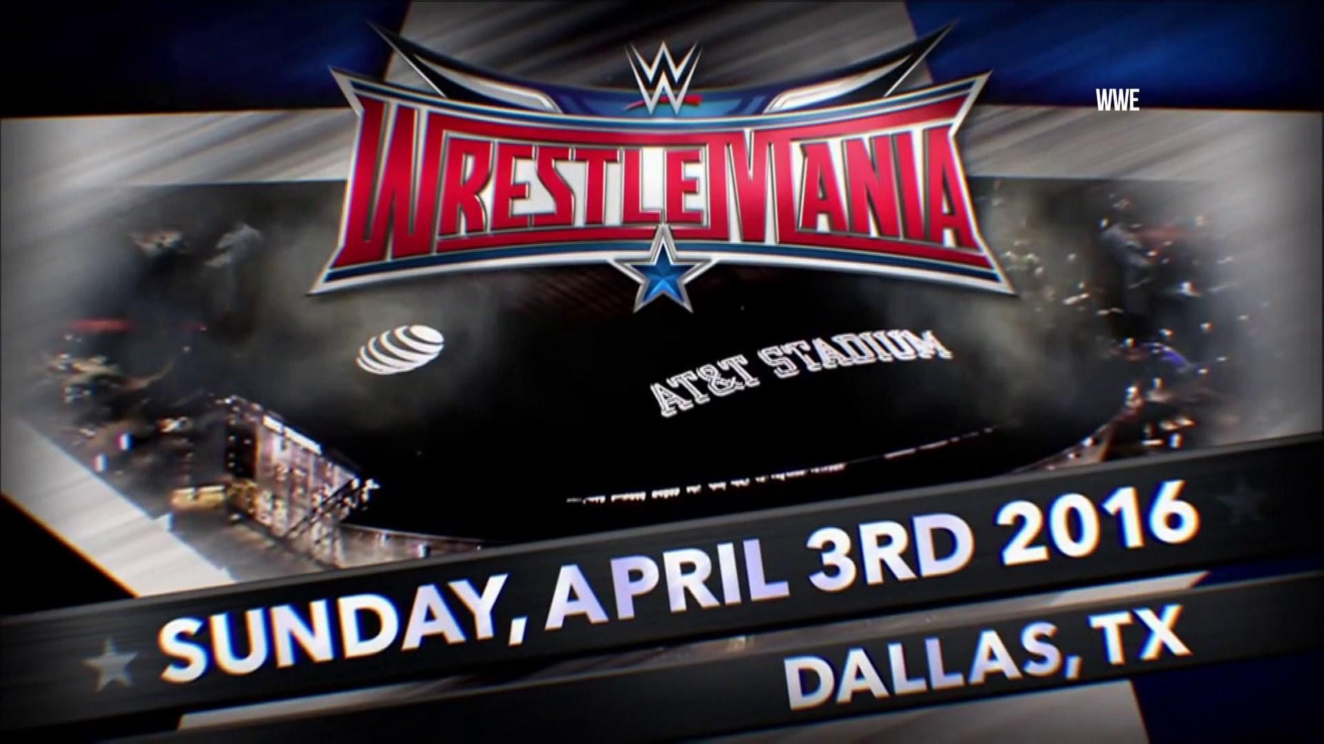 WWE Wrestlemania 32 Wallpaper (80+ Images