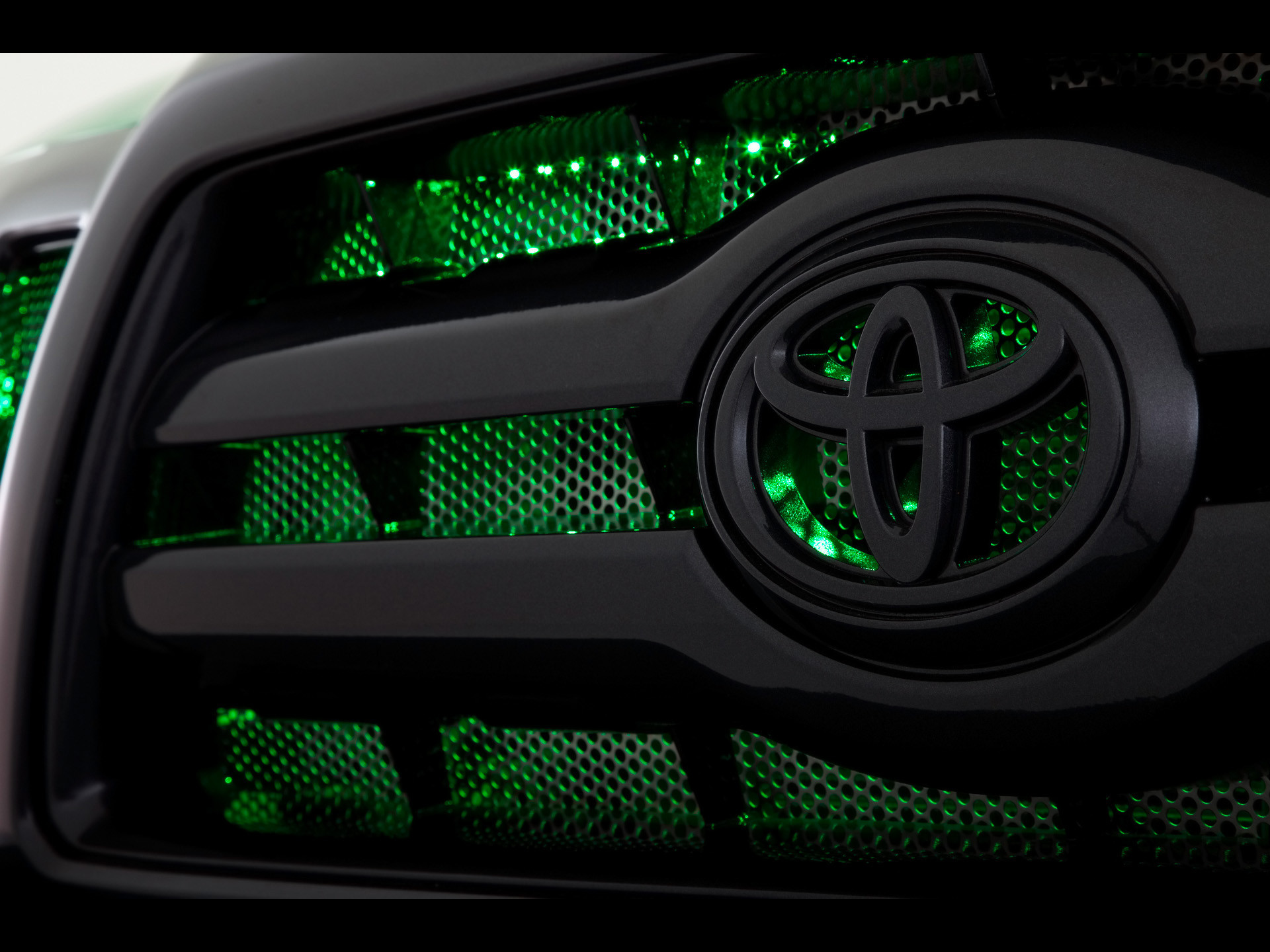 1920x1440 2009 Toyota Tacoma Atg Grille Wallpaper