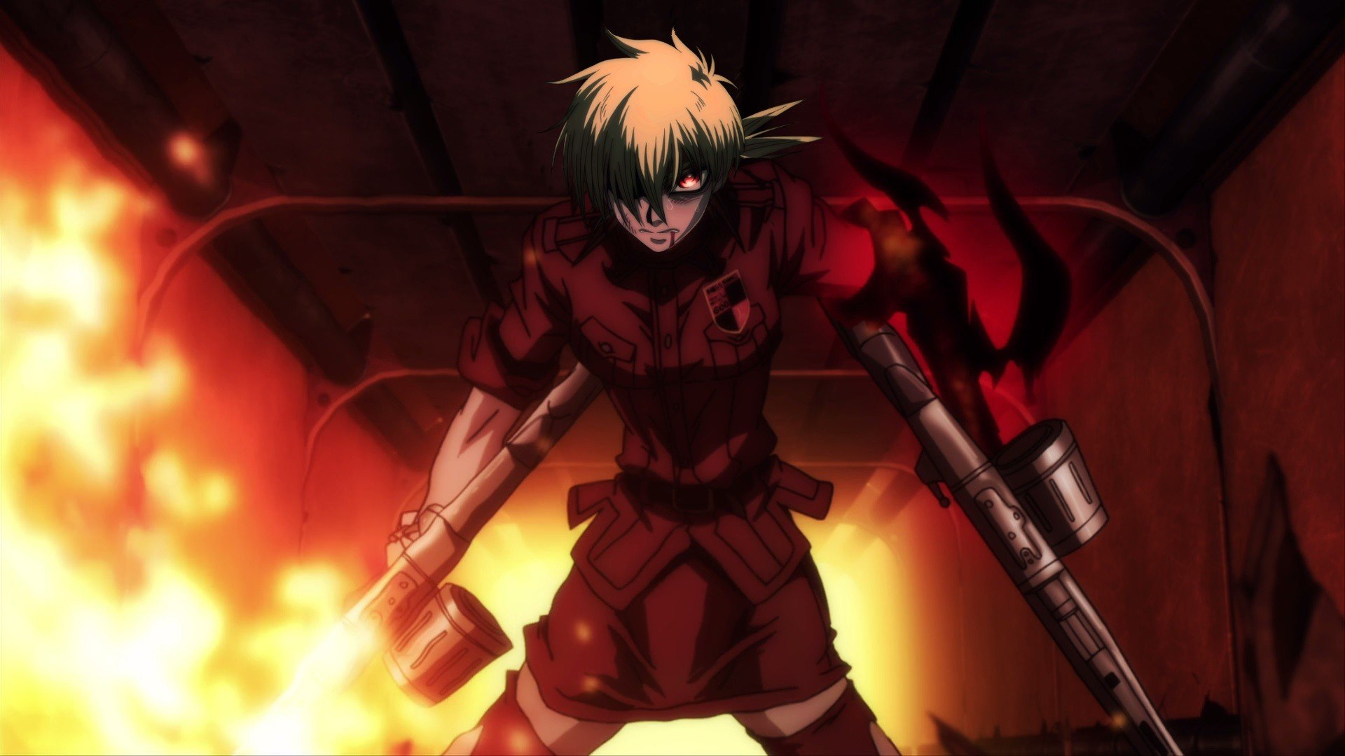 1920x1080 Hellsing Wallpapers With ID 7180 On Anime Category In HD Wallpaper Site Is One From Many