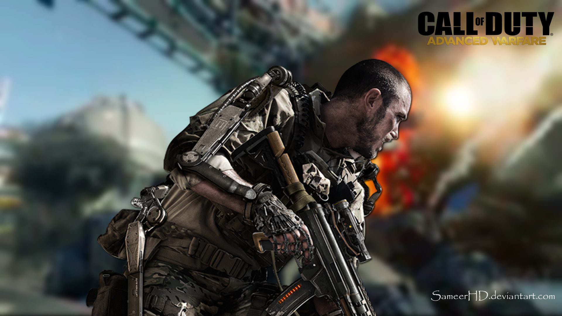 Cod Aw Wallpapers 77 Images