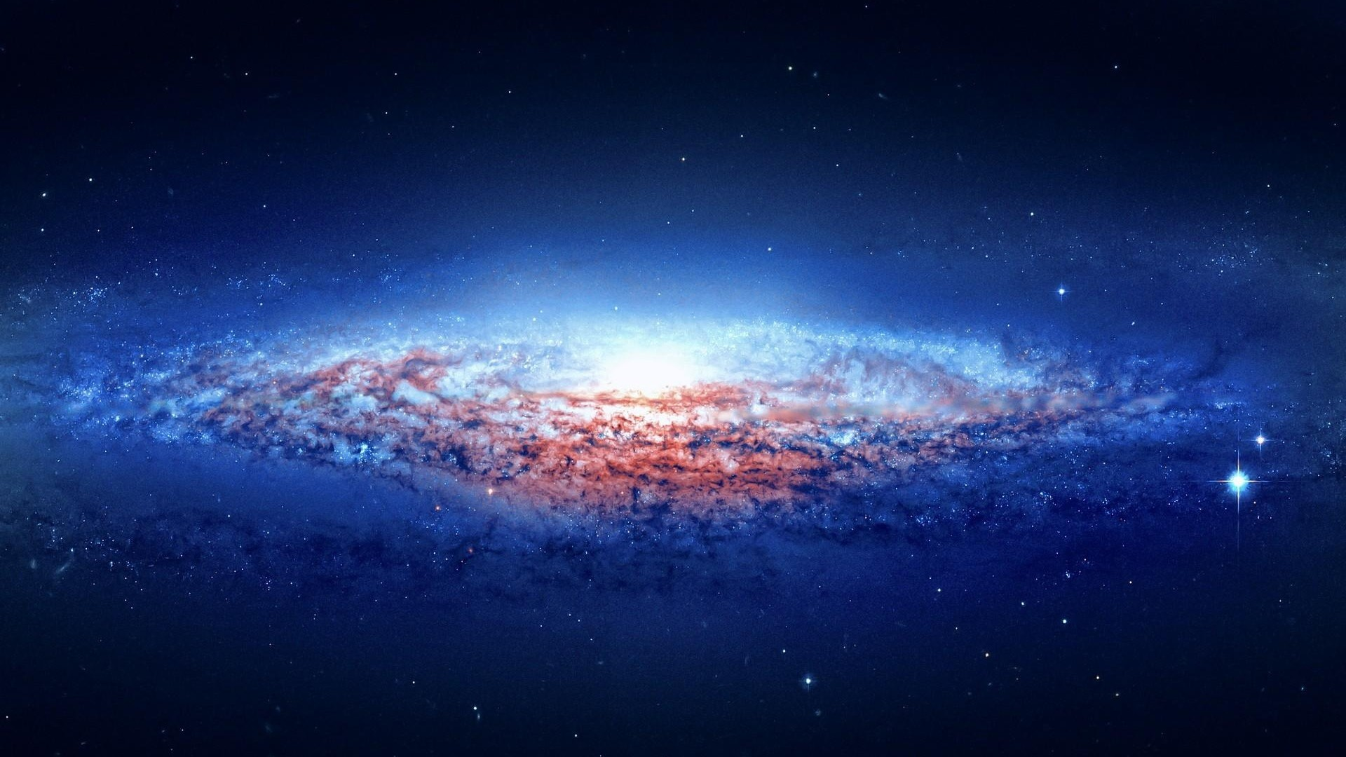 Universe Wallpaper 1080p Hd: Galaxy HD Wallpapers 1080p (75+ Images