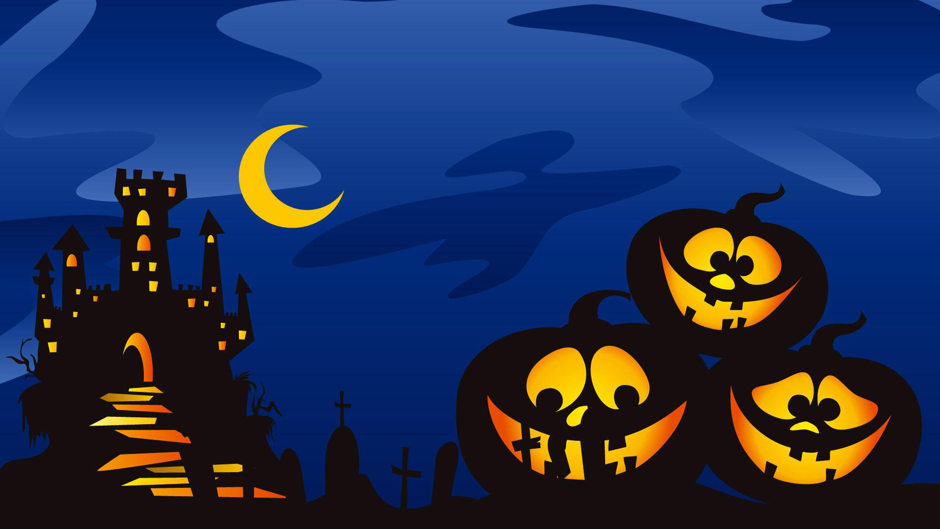 Amazing 1920x1080 Funny Wallpaper Halloween