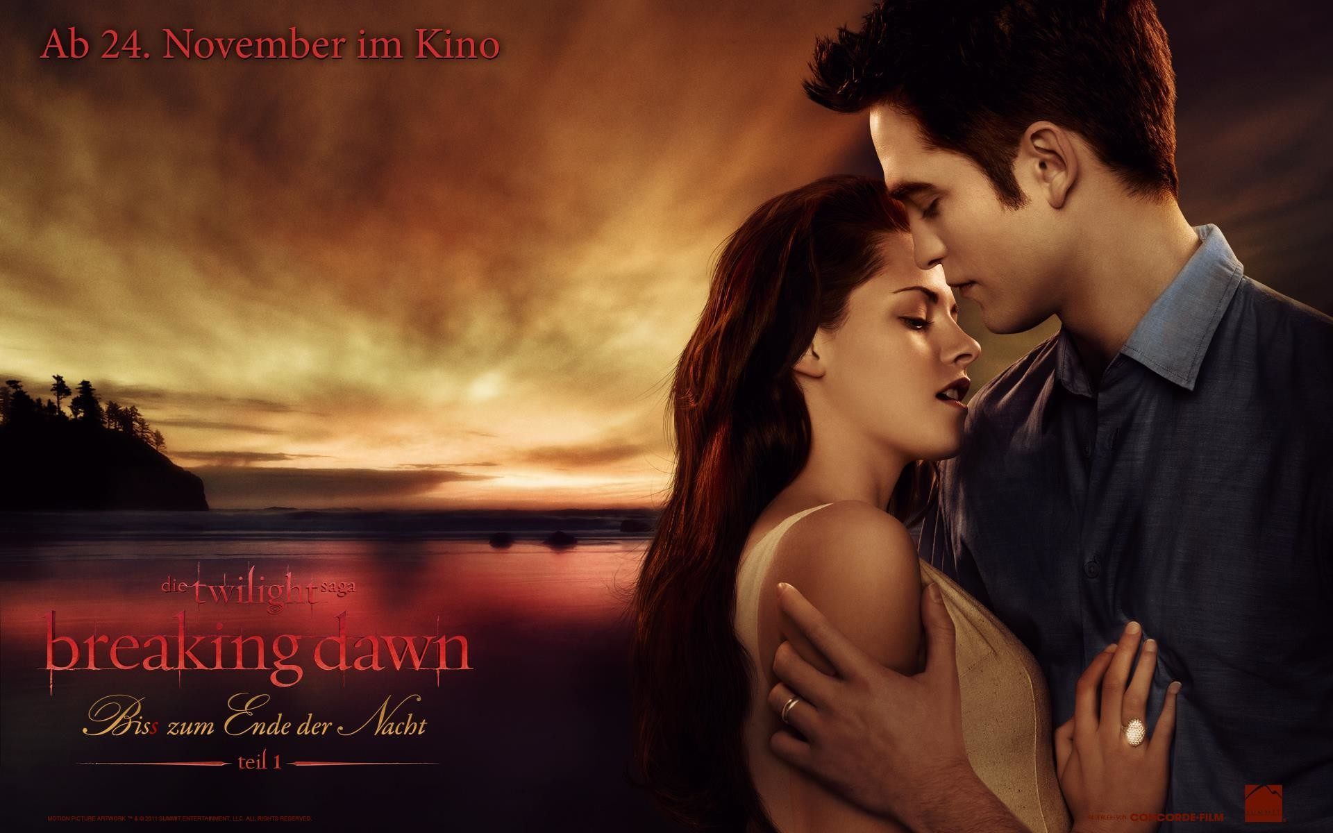Twilight Breaking Dawn Wallpapers 68 Images