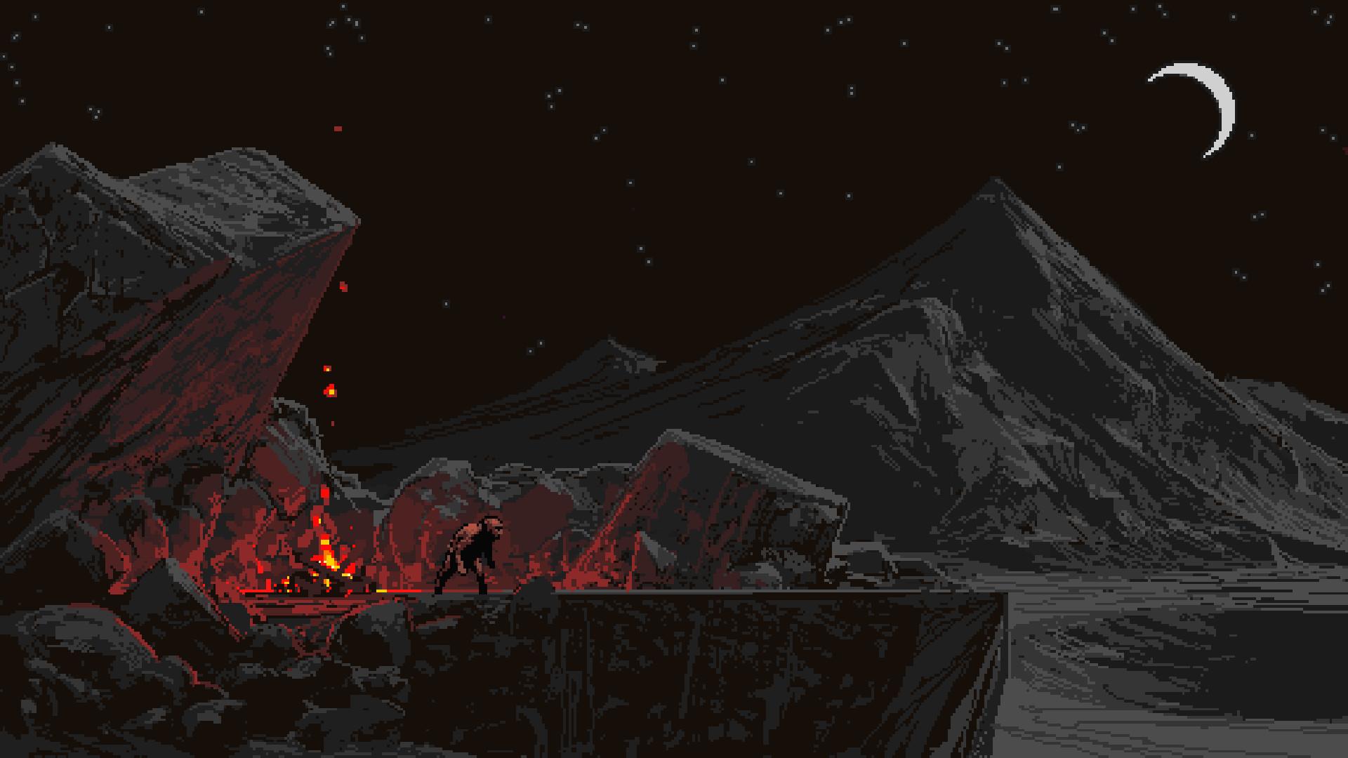 Pixel Art Wallpapers (77+ images)