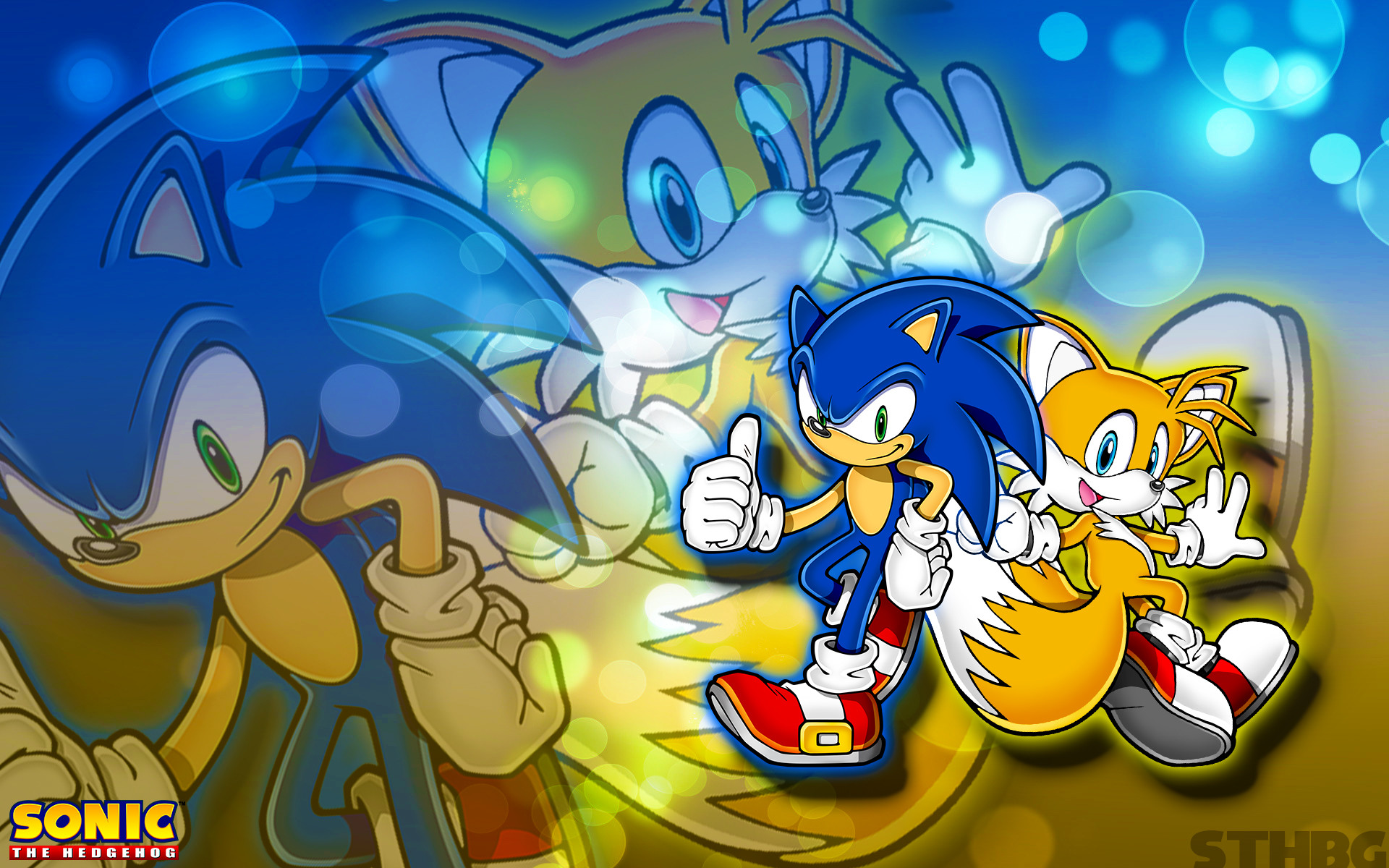 1920x1200 Sonic And Tails Wallpaper by SonicTheHedgehogBG Sonic And Tails Wallpaper  by SonicTheHedgehogBG
