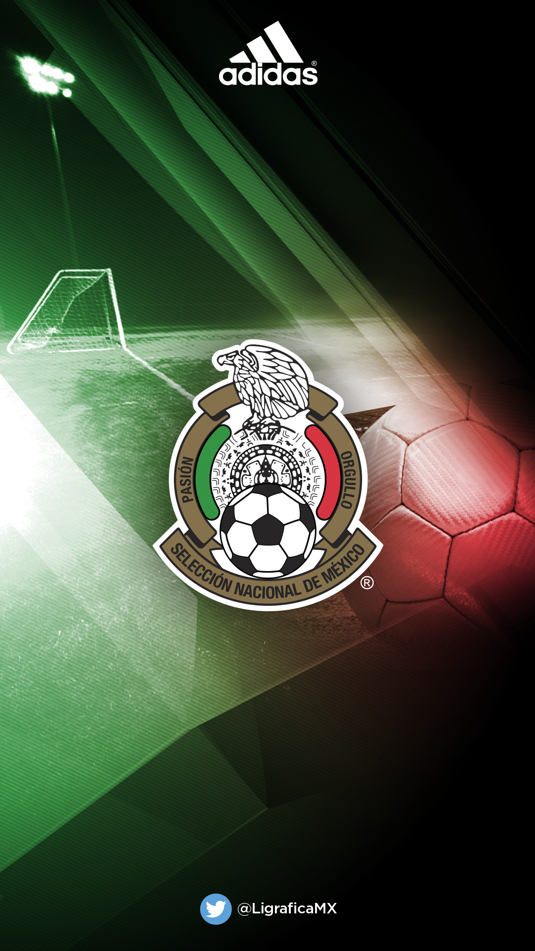 1080x1920 Browse our latest collection of Mexico National Team Wallpapers contributed  and submitted by Darrell Fuentes.