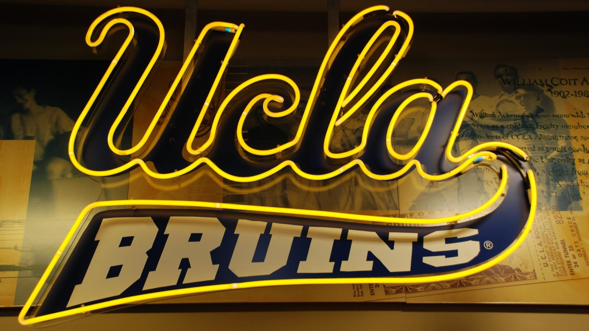 1920x1080 Logo of UCLA Wallpaper in 4K | HD Wallpapers for Free