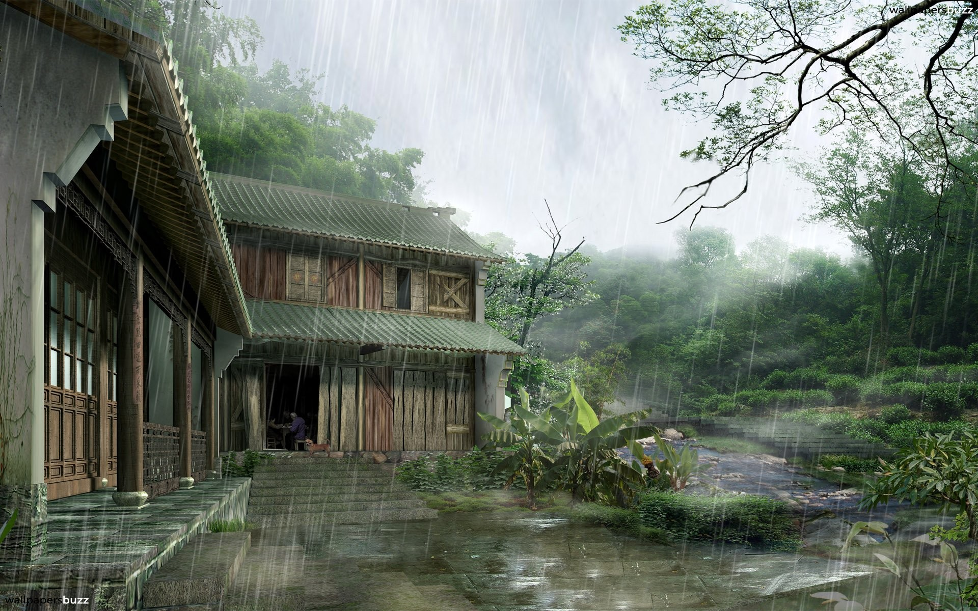 1920x1200 Rainy Season HD Wallpapers, Rain makes our life most beautiful .So, Rainy  season