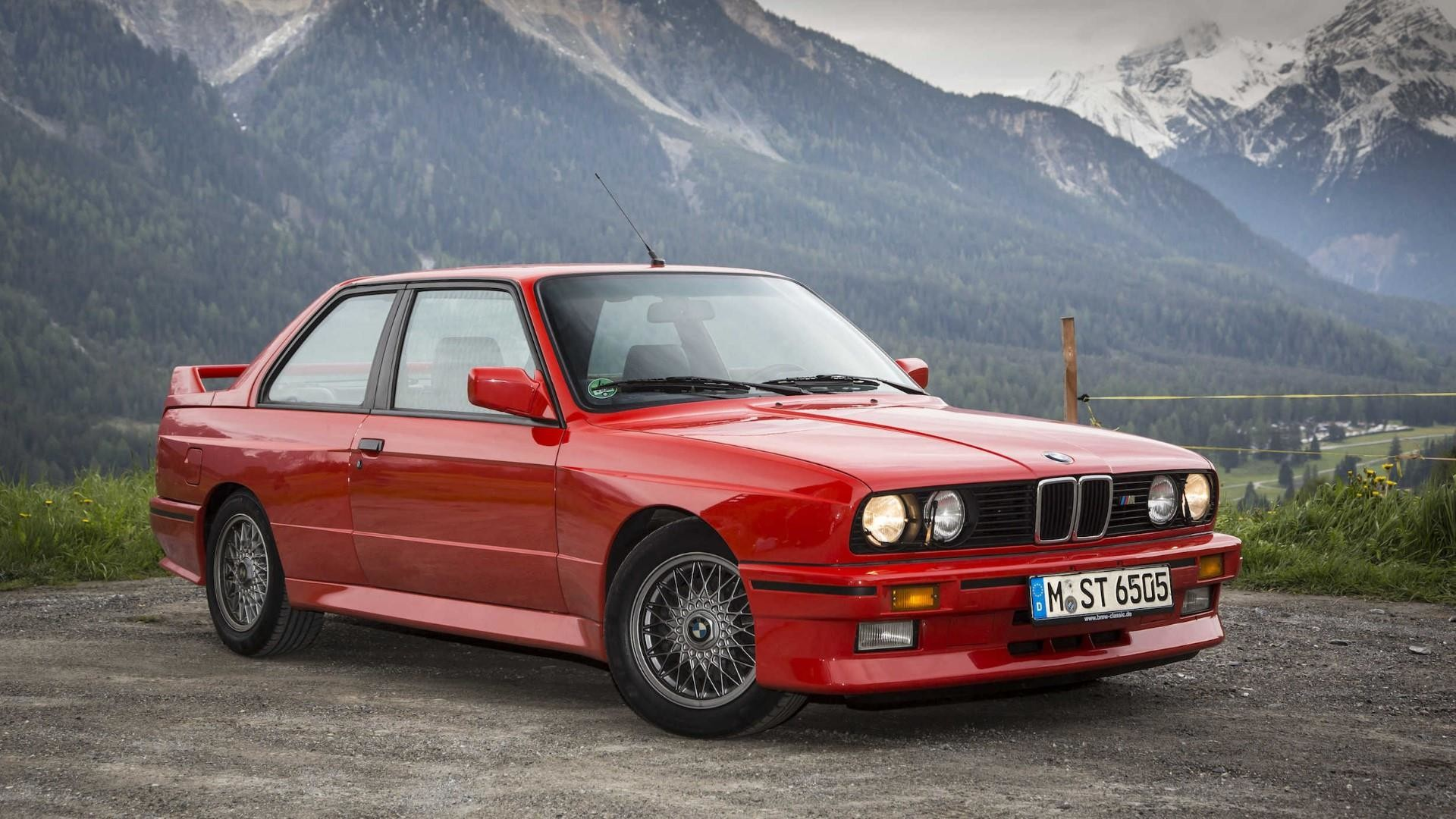 1920x1080 BMW E30 Wallpaper 15 - 1920 X 1080