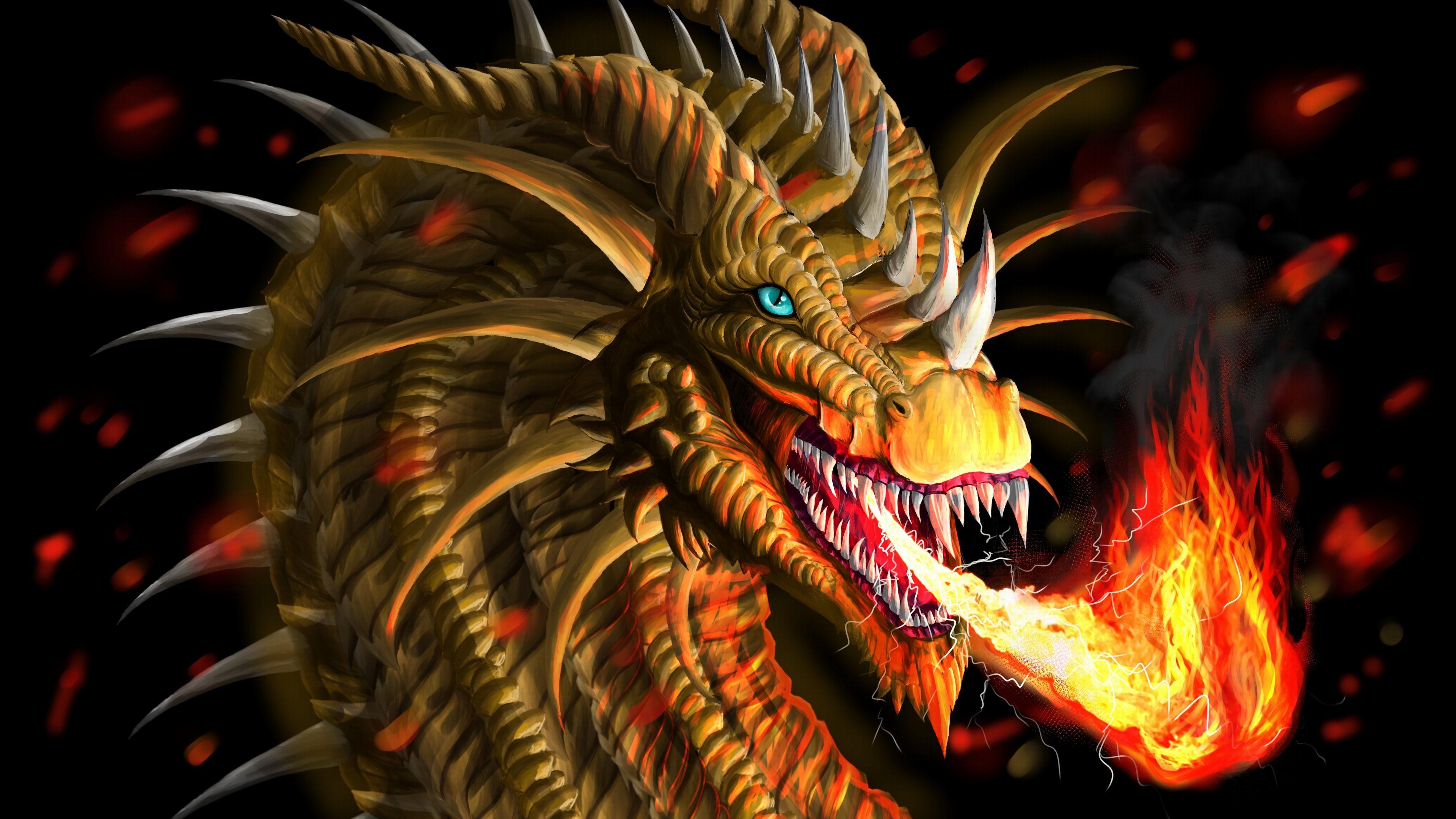 Epic Dragon Wallpaper 73 Images