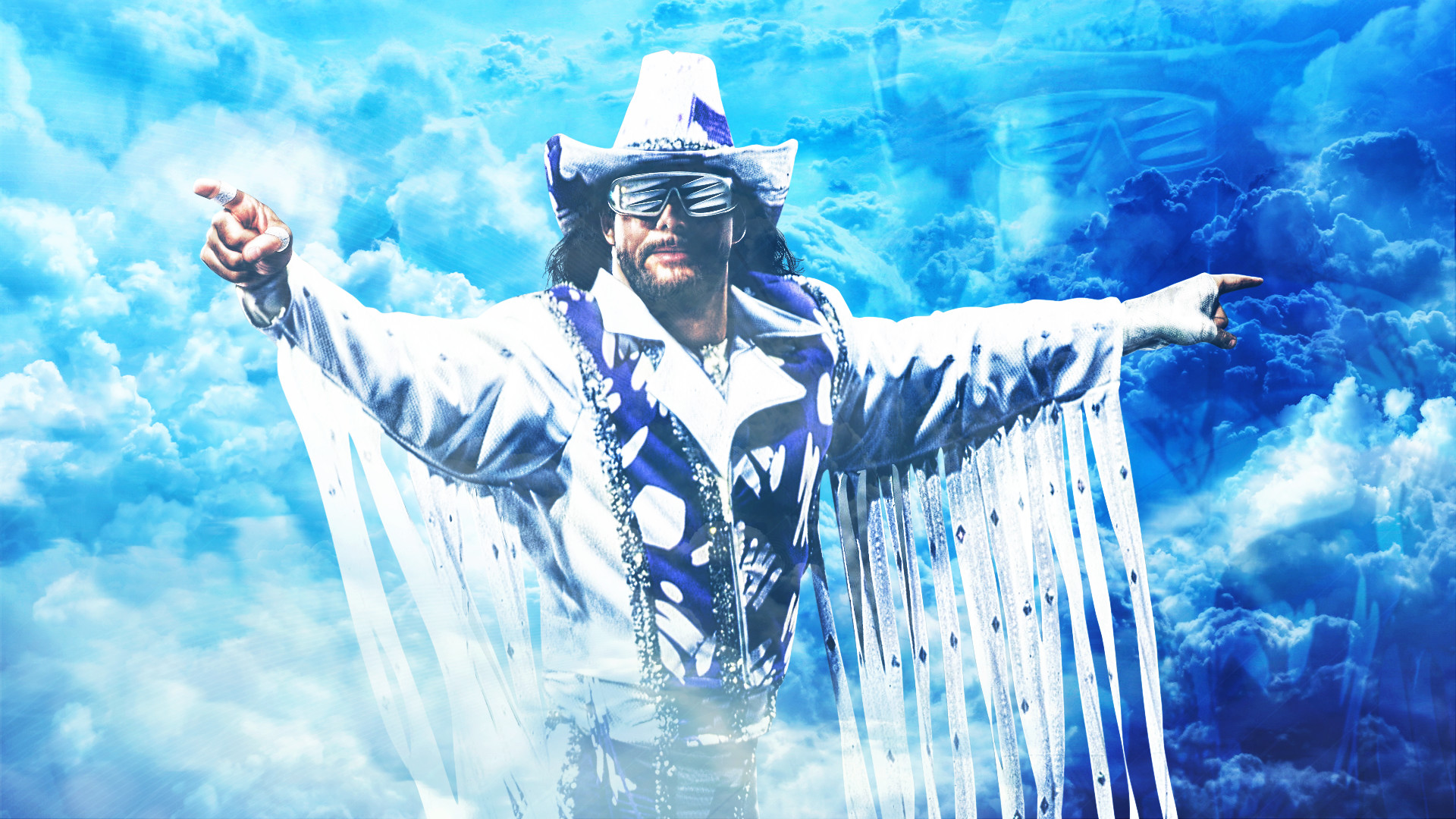1920x1080 Macho Man Randy Savage wrestling pictures ~ WWE Superstars,WWE .