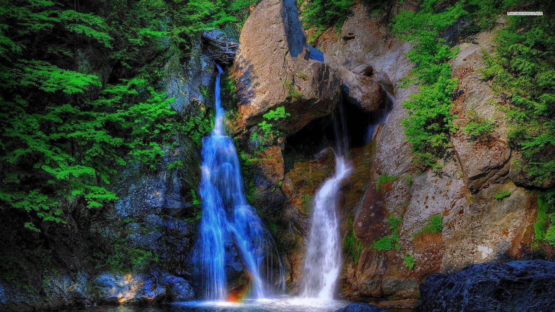 Beautiful Waterfall Wallpaper (50+ Images