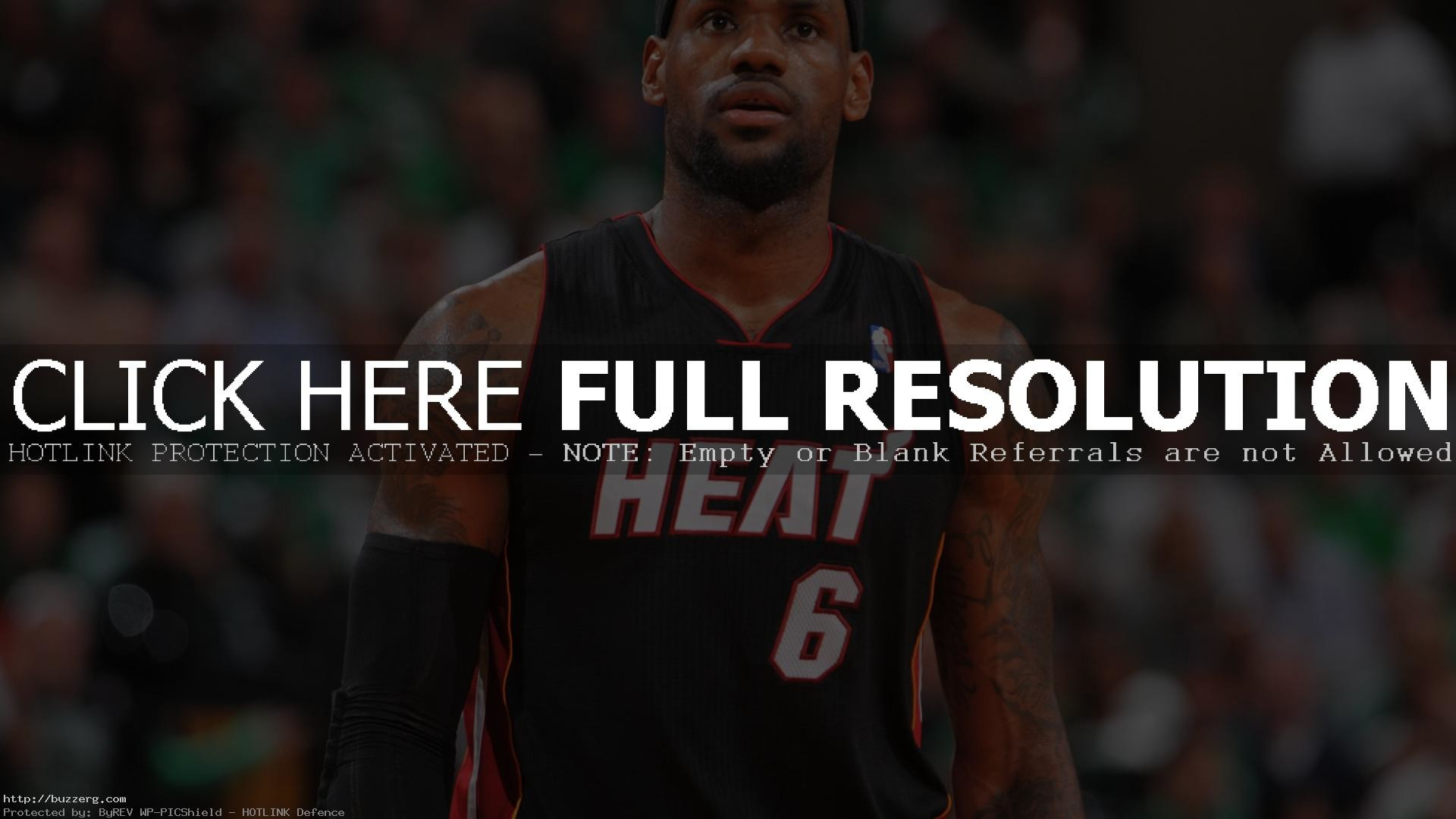 1920x1080 Lebron James Miami Heat (id: 32395)