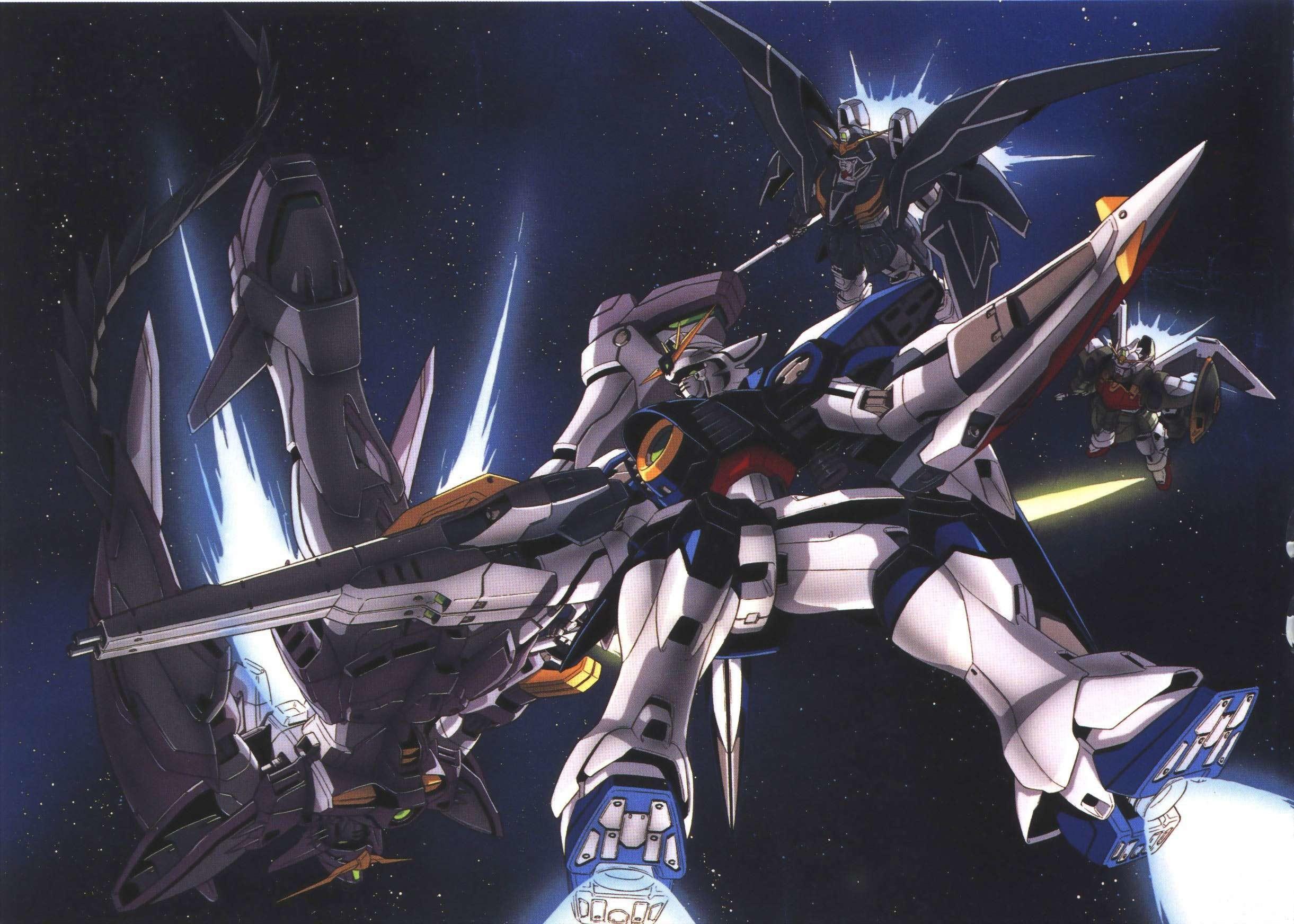 Gundam Wing Zero Wallpaper 56 Images