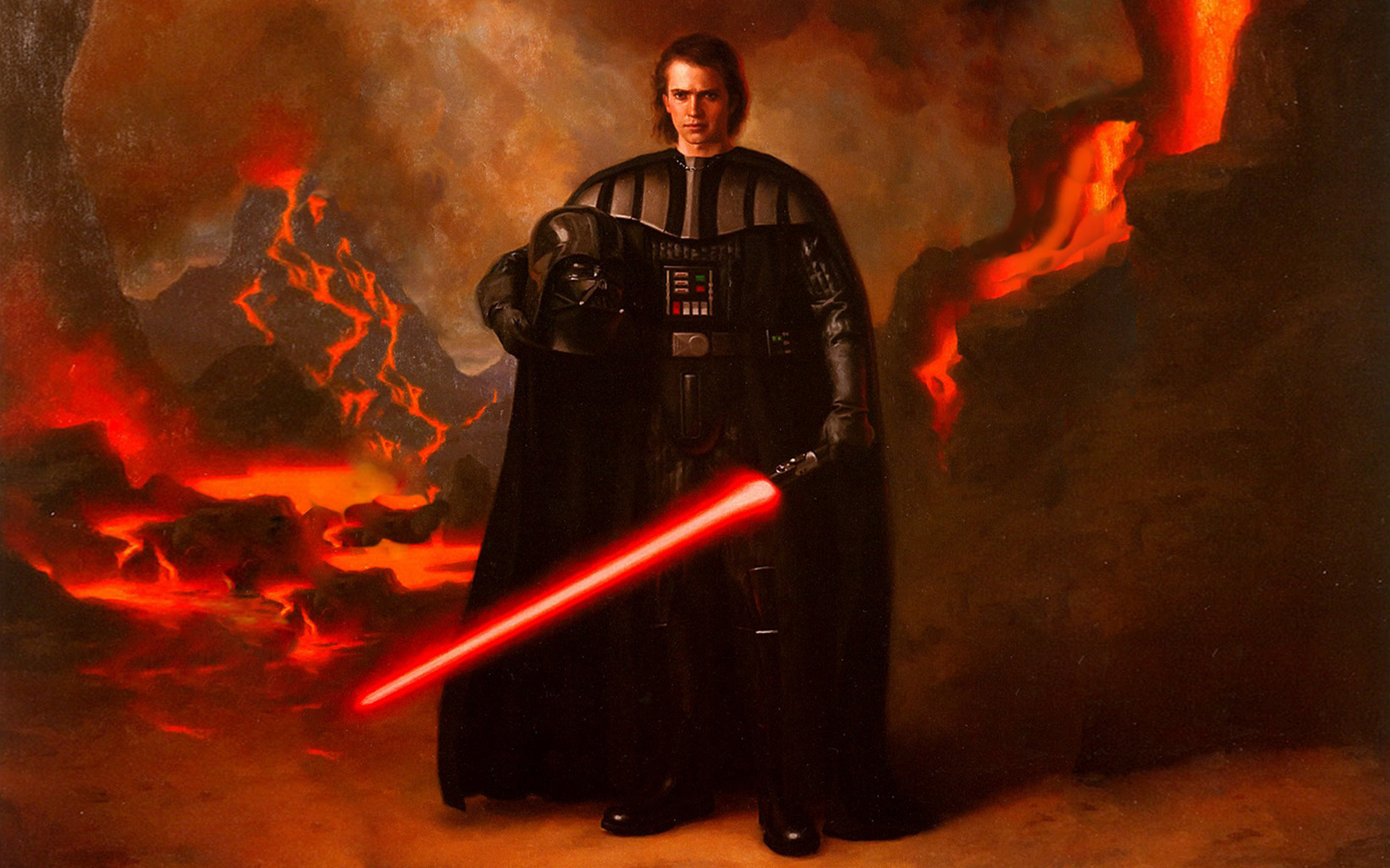 Star Wars Anakin Skywalker Wallpaper: Star Wars Anakin Skywalker Wallpaper (75+ Images