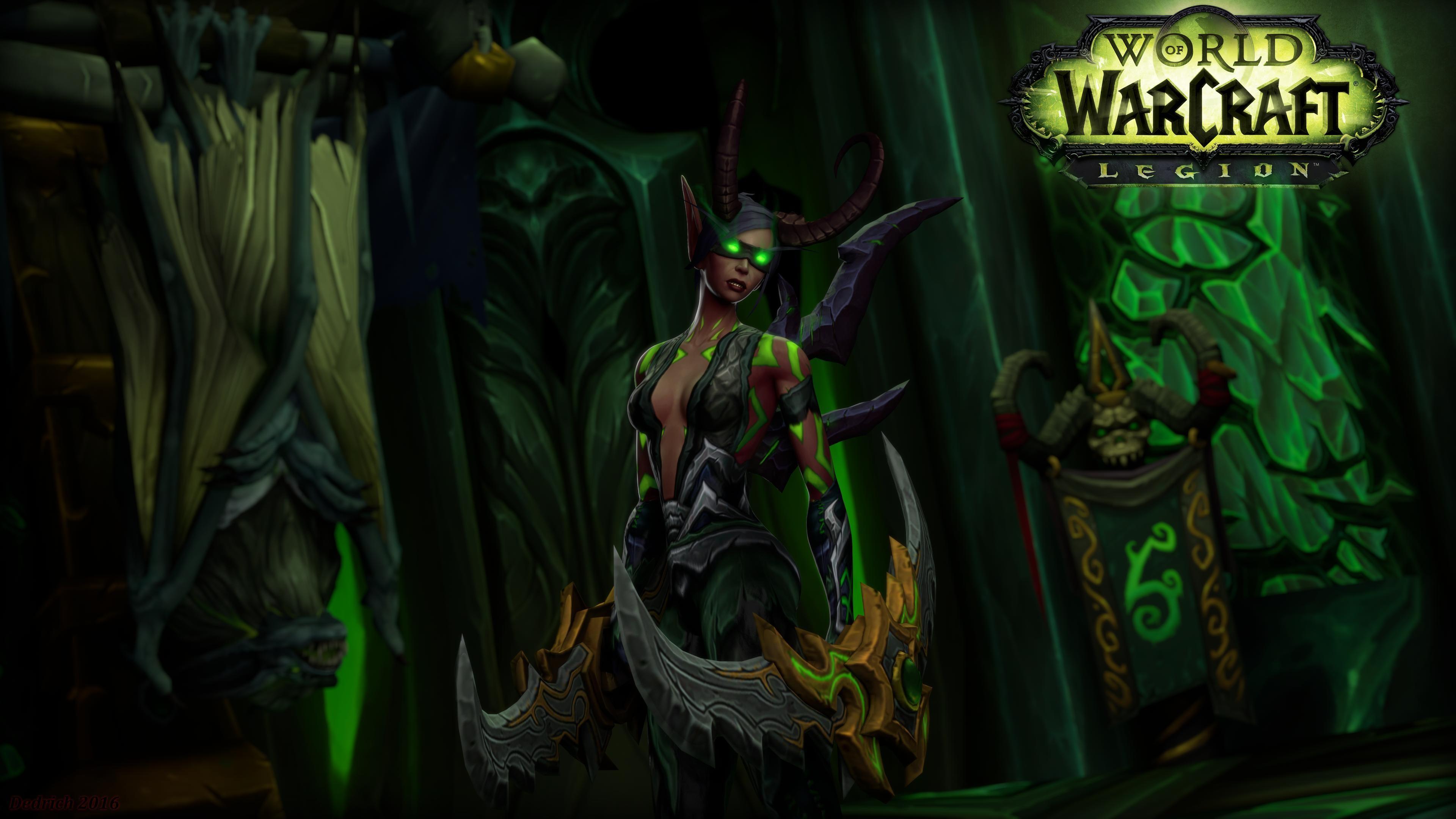 Demon hunter wallpaper 74 images - Demon wallpaper 4k ...