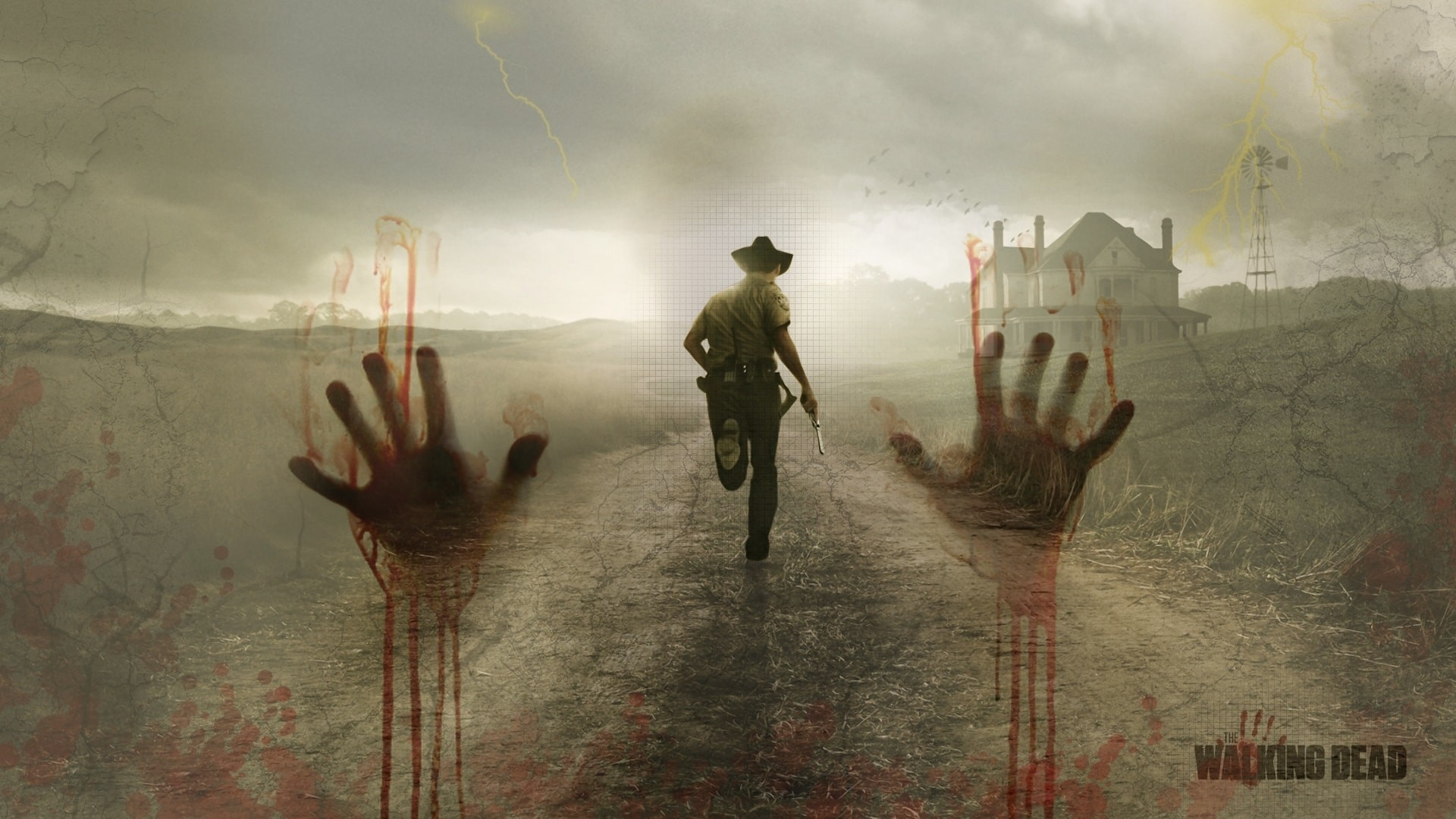 Walking Dead Wallpapers For Android: The Walking Dead Wallpaper HD (73+ Images