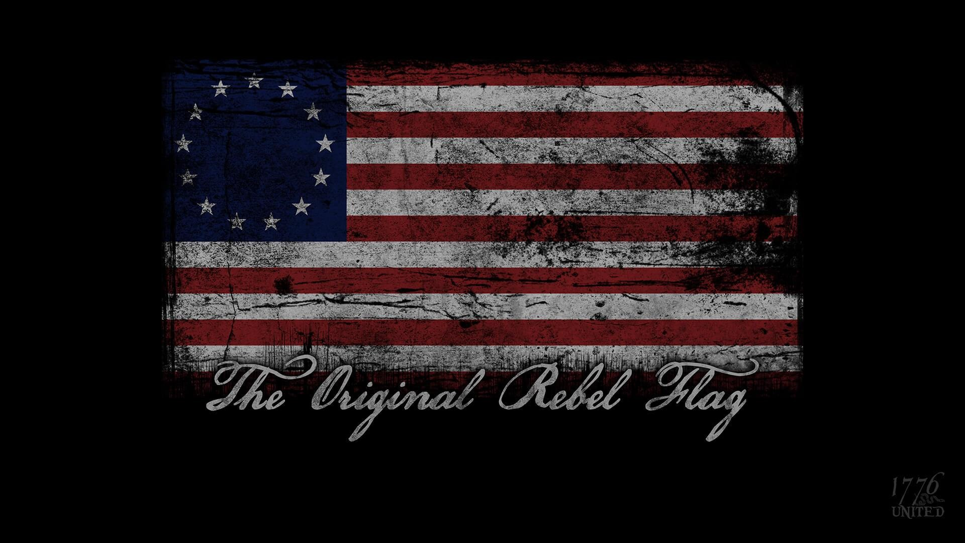 1920x1080 ... The Original Rebel Flag Wallpaper ...