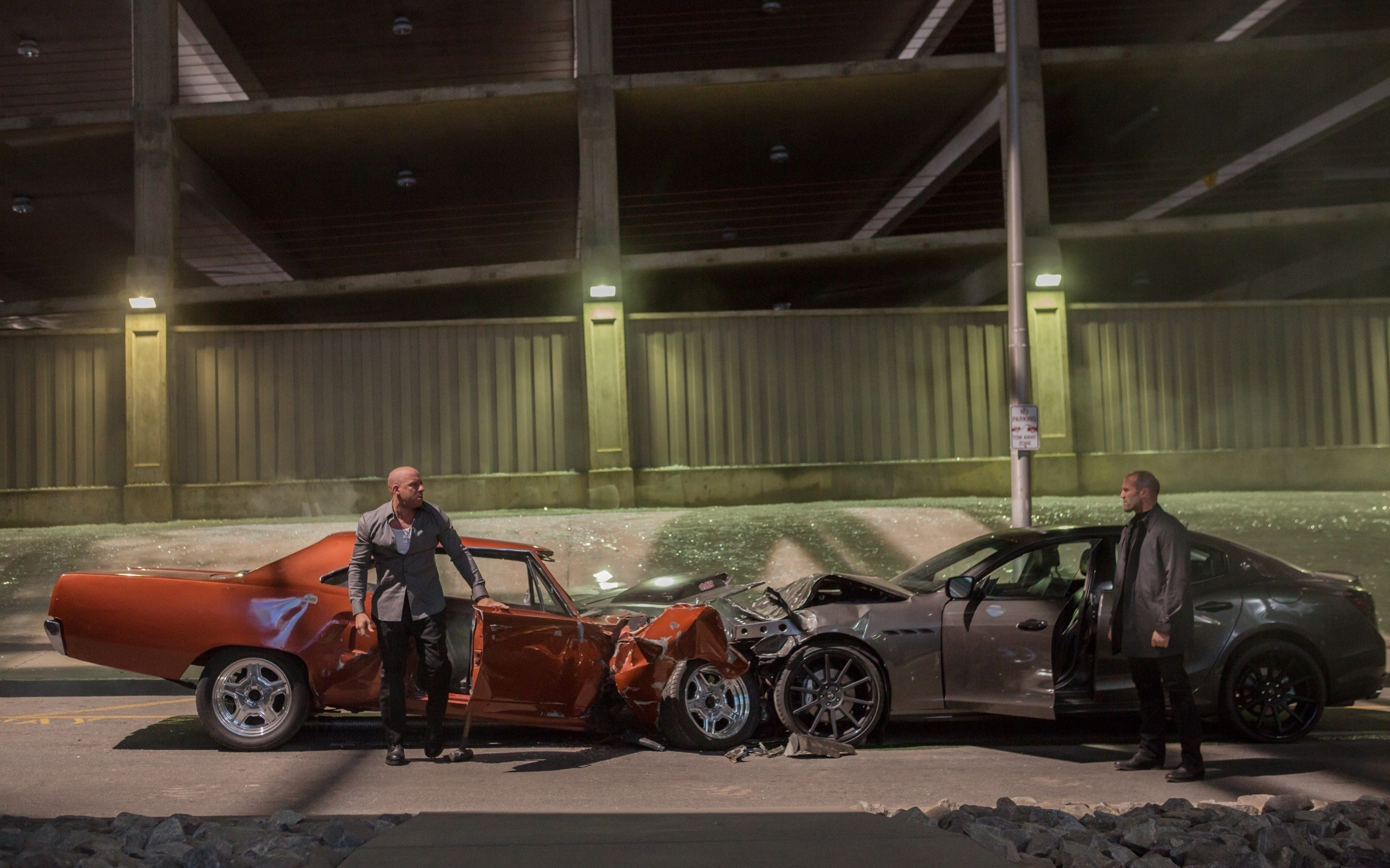 2880x1800 fast and furious movie scene HD Wallpaper