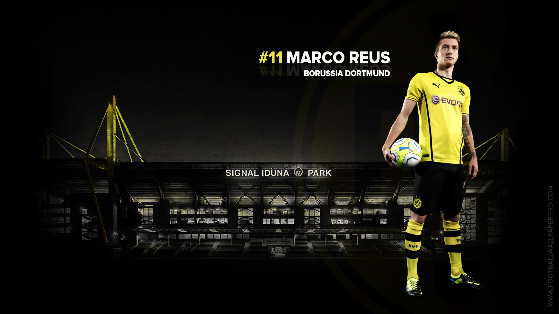 Marco reus wallpapers 75 images wallpaper marco reus hd by pieroh11 by pieroh19 voltagebd Images