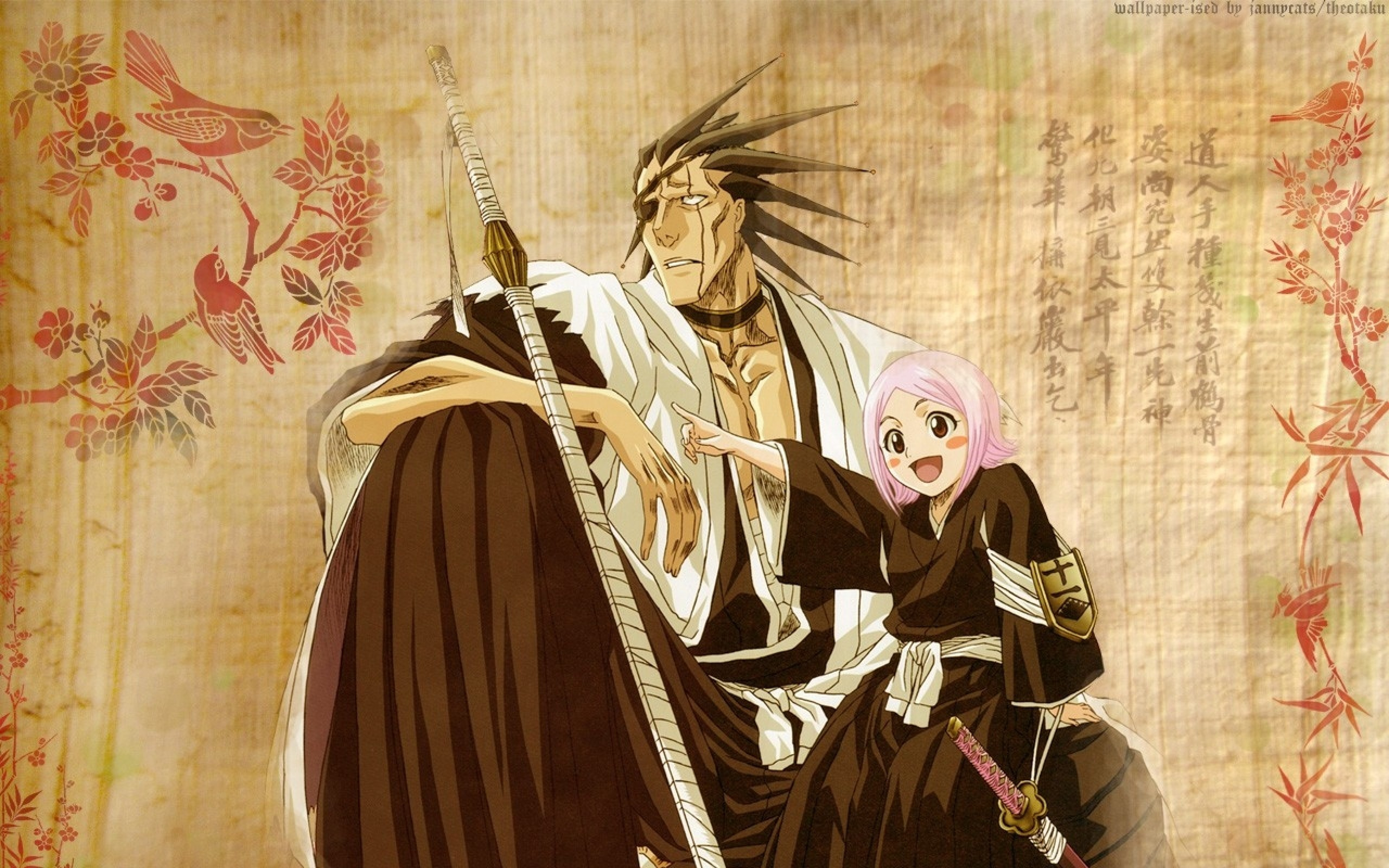 2560x1600 Kenpachi Zaraki · HD Wallpaper | Background ID:440456