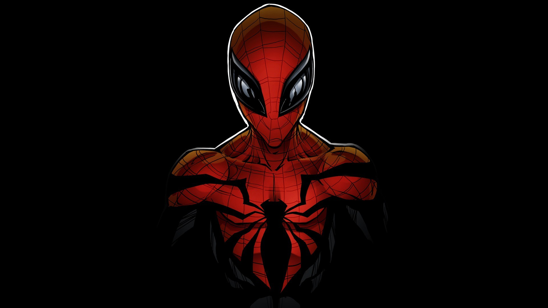 Hd Spiderman Logo Wallpaper 71 Images