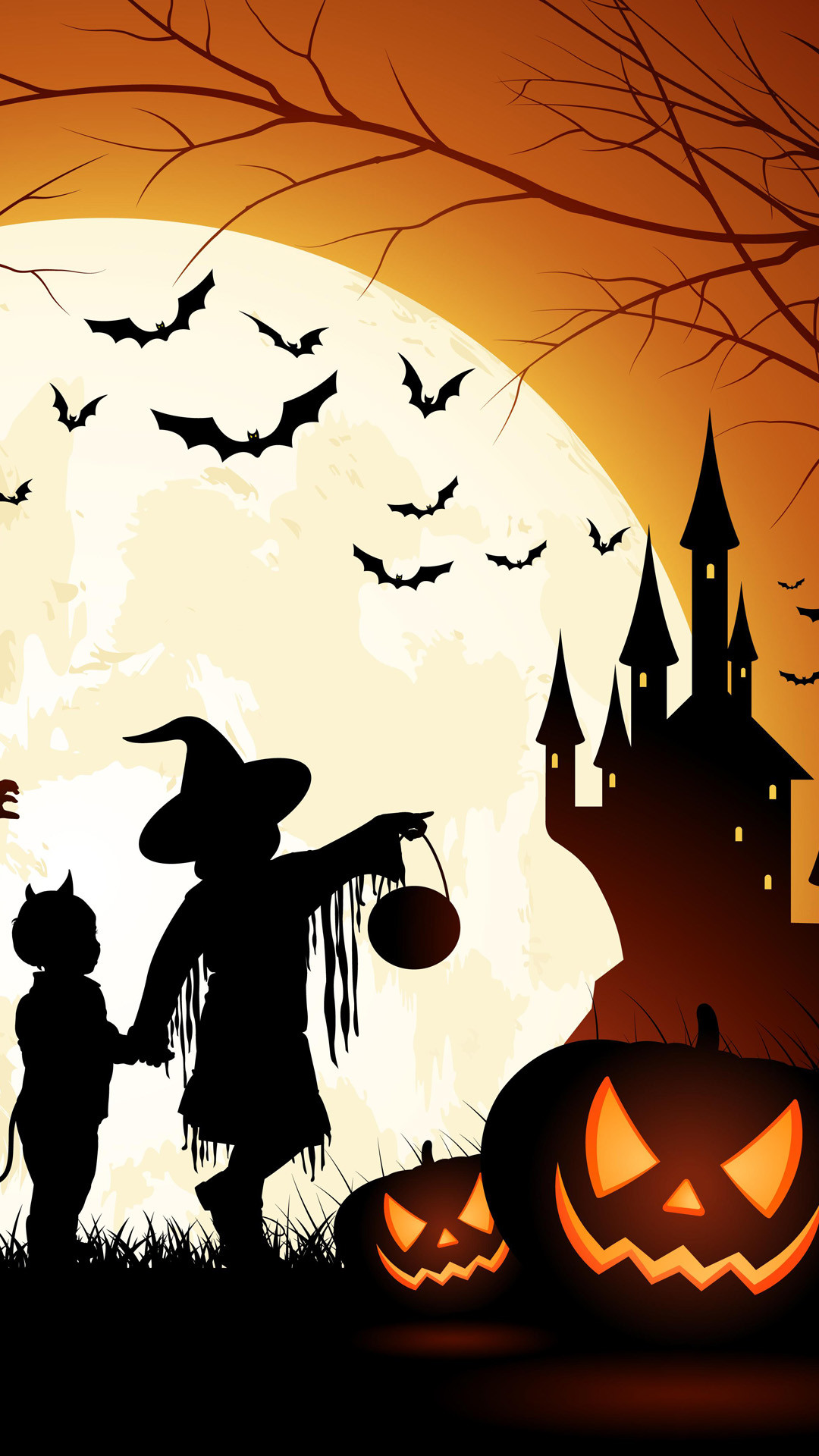 Live Halloween Wallpaper for iPhone (73+ images)