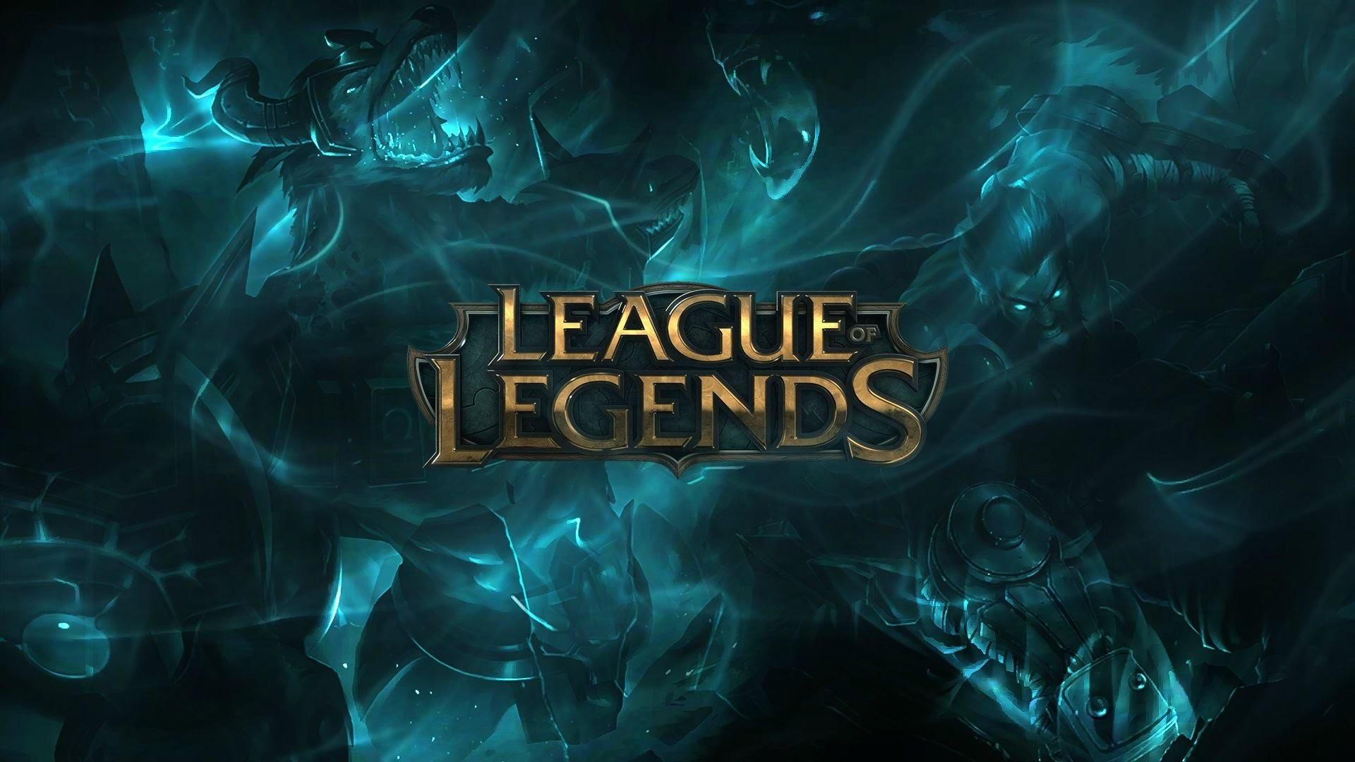 League of Legends Logo Wallpaper (89+ images)