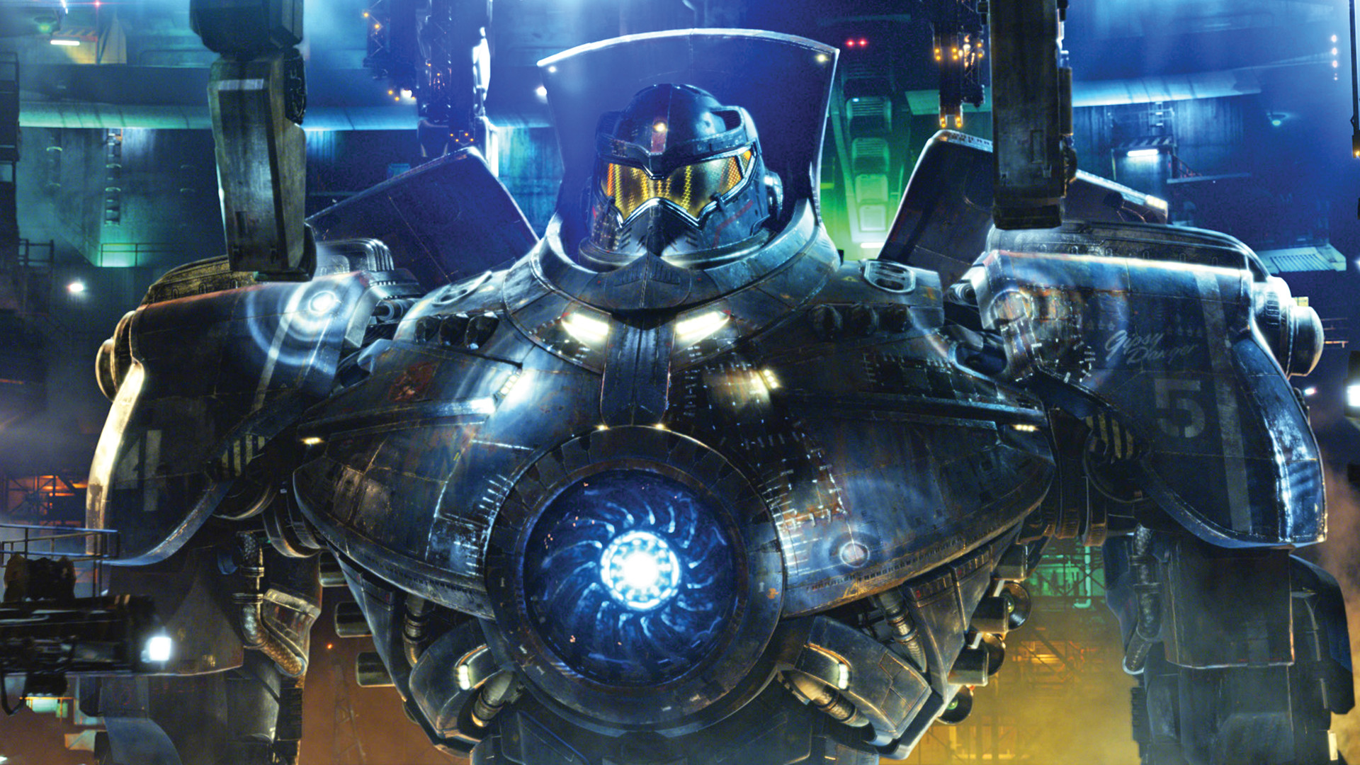 1920x1080 Pacific Rim Jaeger Gypsy Danger - wallpaper.