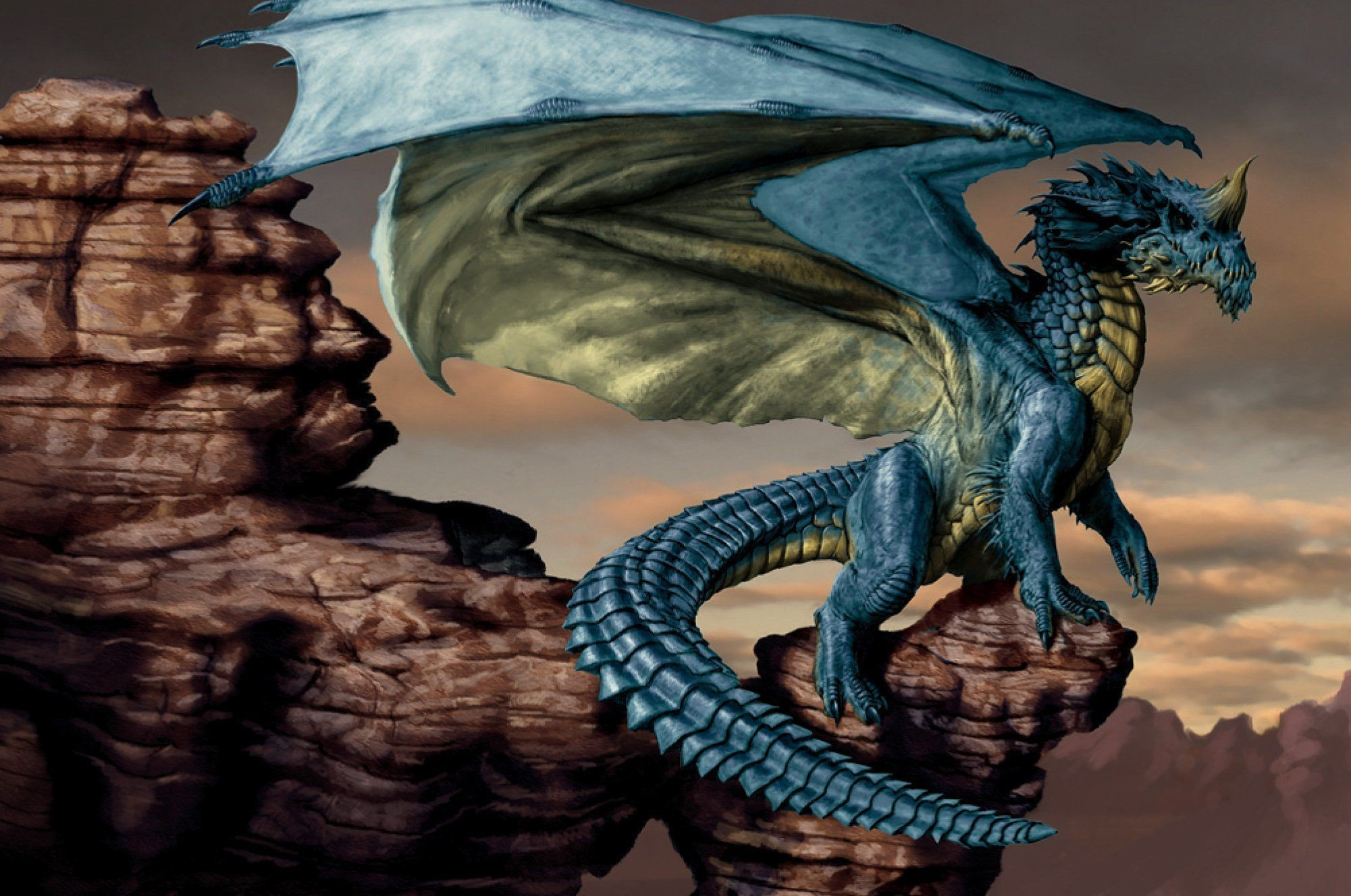 Dungeons and Dragons Wallpapers (71+ images)