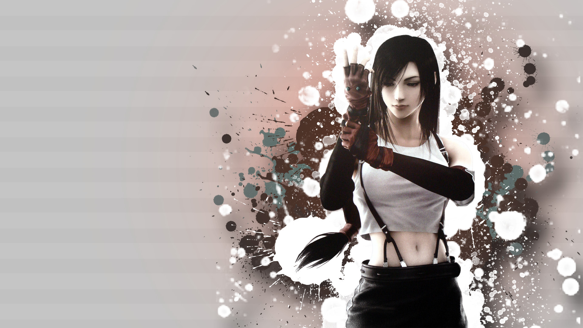 Final fantasy tifa wallpaper hd