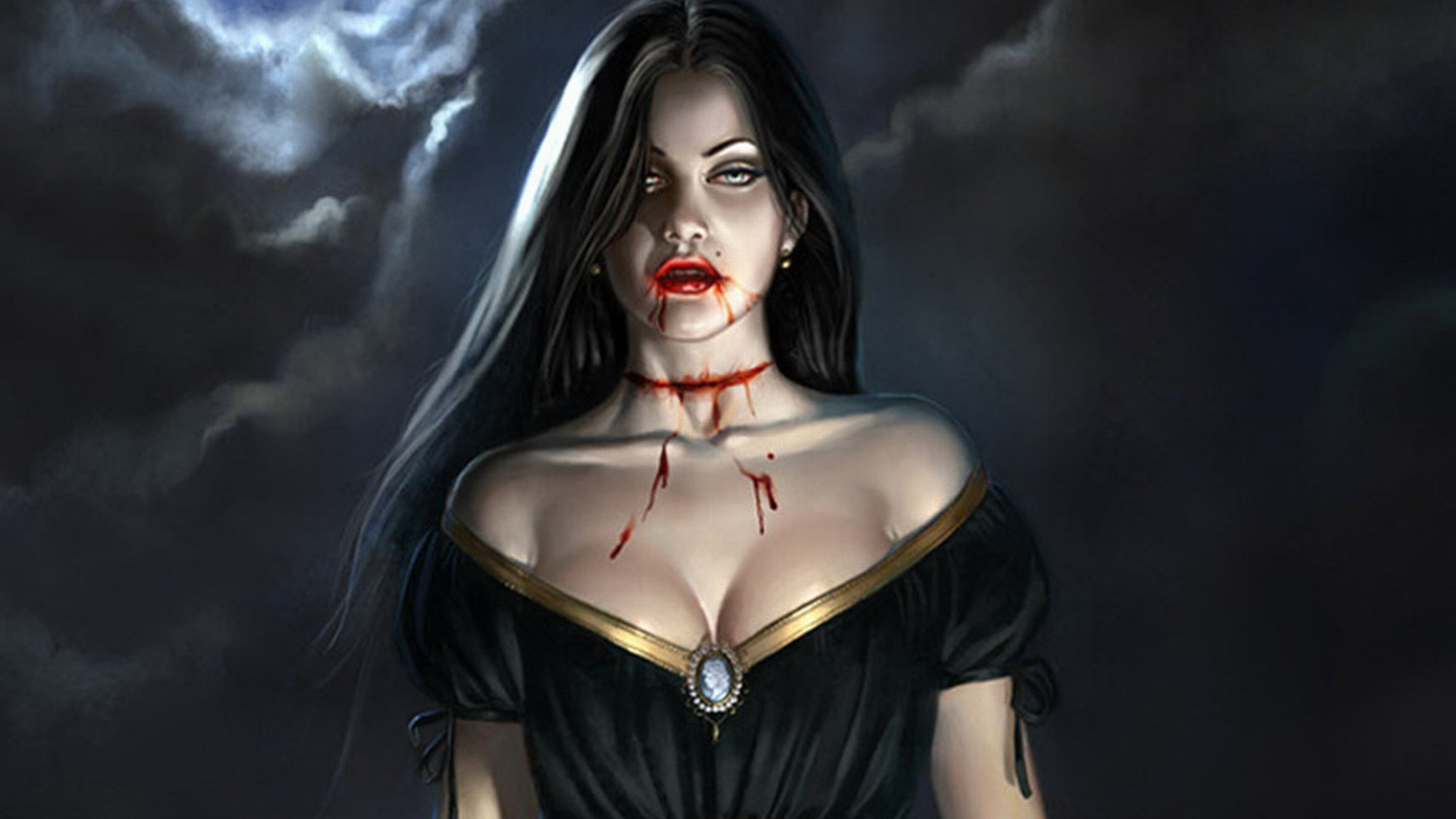 Naked vampire wallpaper erotic gallery