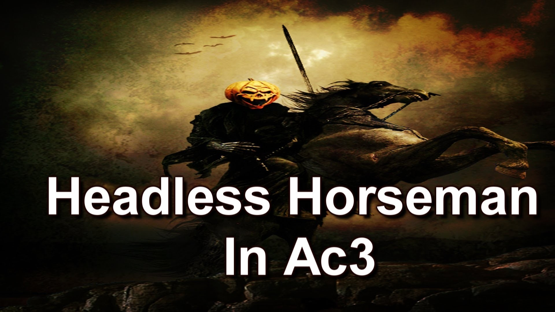 1920x1080 Assassin's Creed 3 Headless Horseman Easter Egg/Mission Guide - YouTube