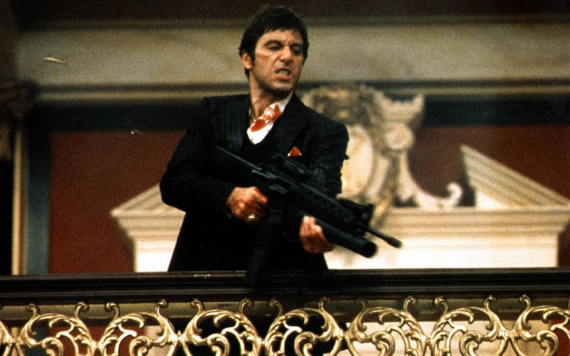 1920x1200 ... Scarface Hd Wallpaper. Download