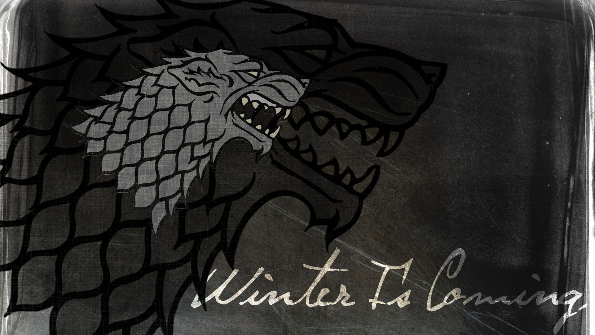 1920x1080 Game Of Thrones, Winter Is Coming, House Stark Wallpapers HD / Desktop and  Mobile Backgrounds