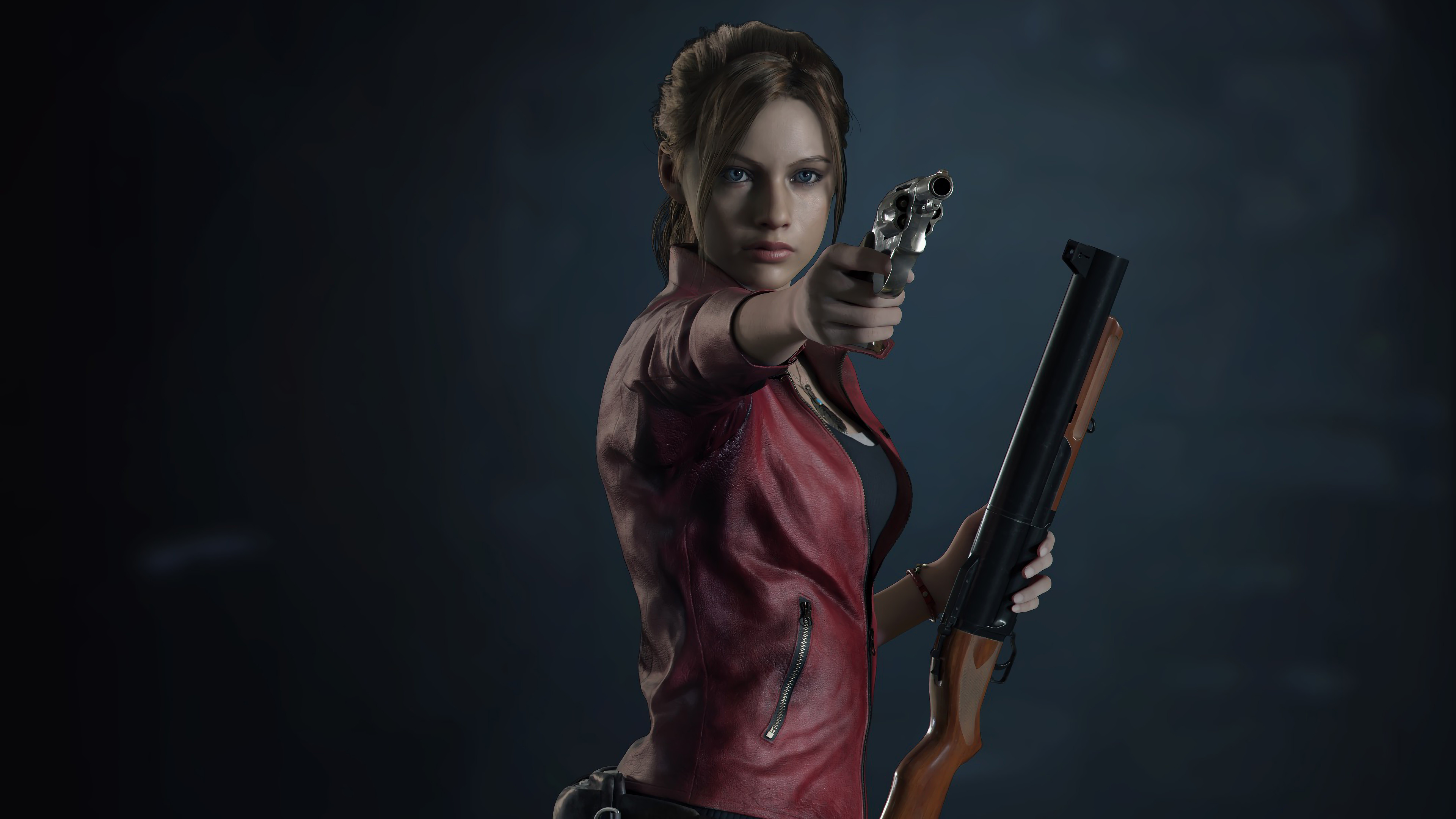 Resident Evil Claire Redfield Wallpaper (73+ images)
