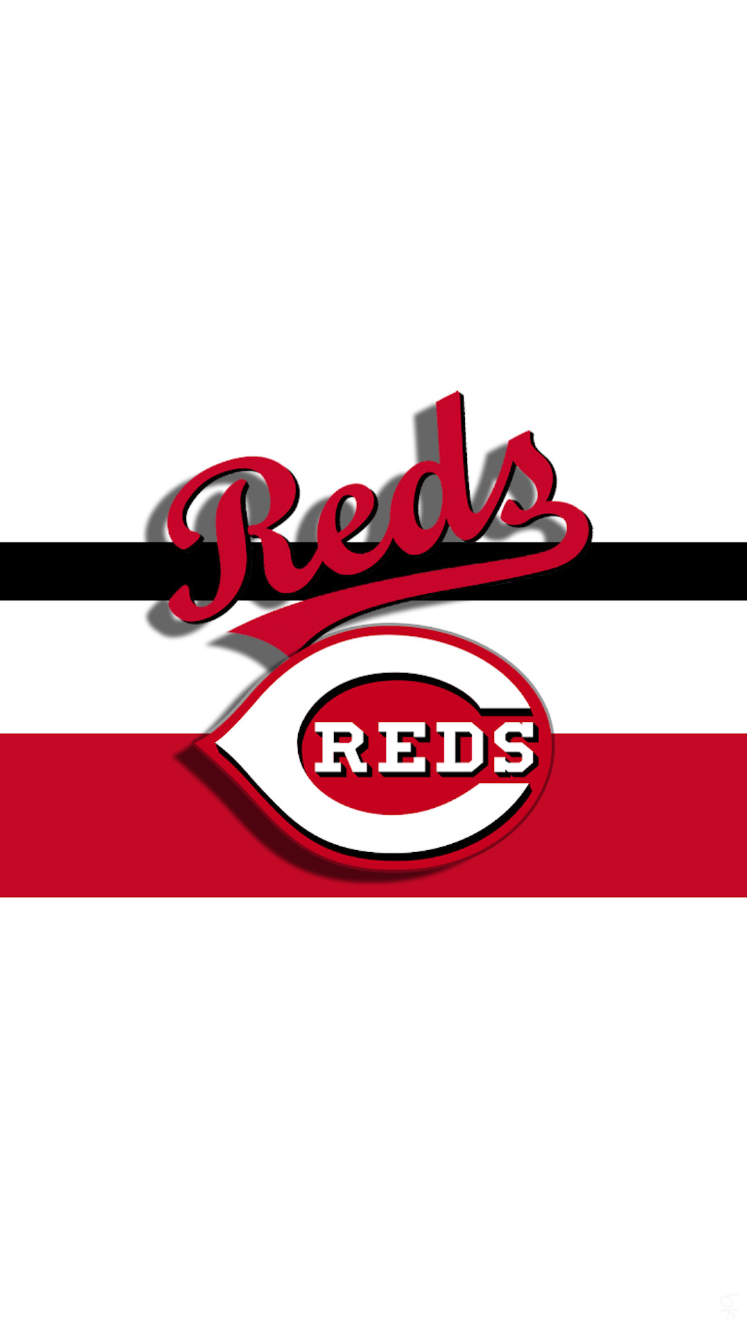 Cincinnati Reds Iphone Wallpaper 85 Images