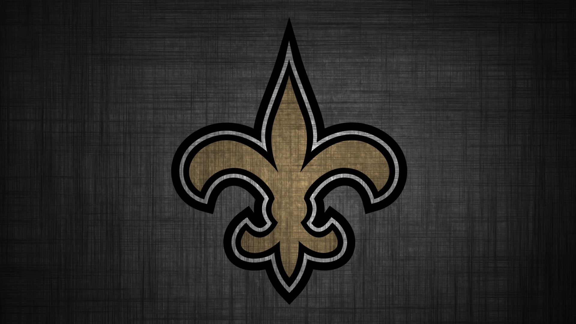 1920x1080 New Orleans Saints Logo Desktop Wallpaper 56000