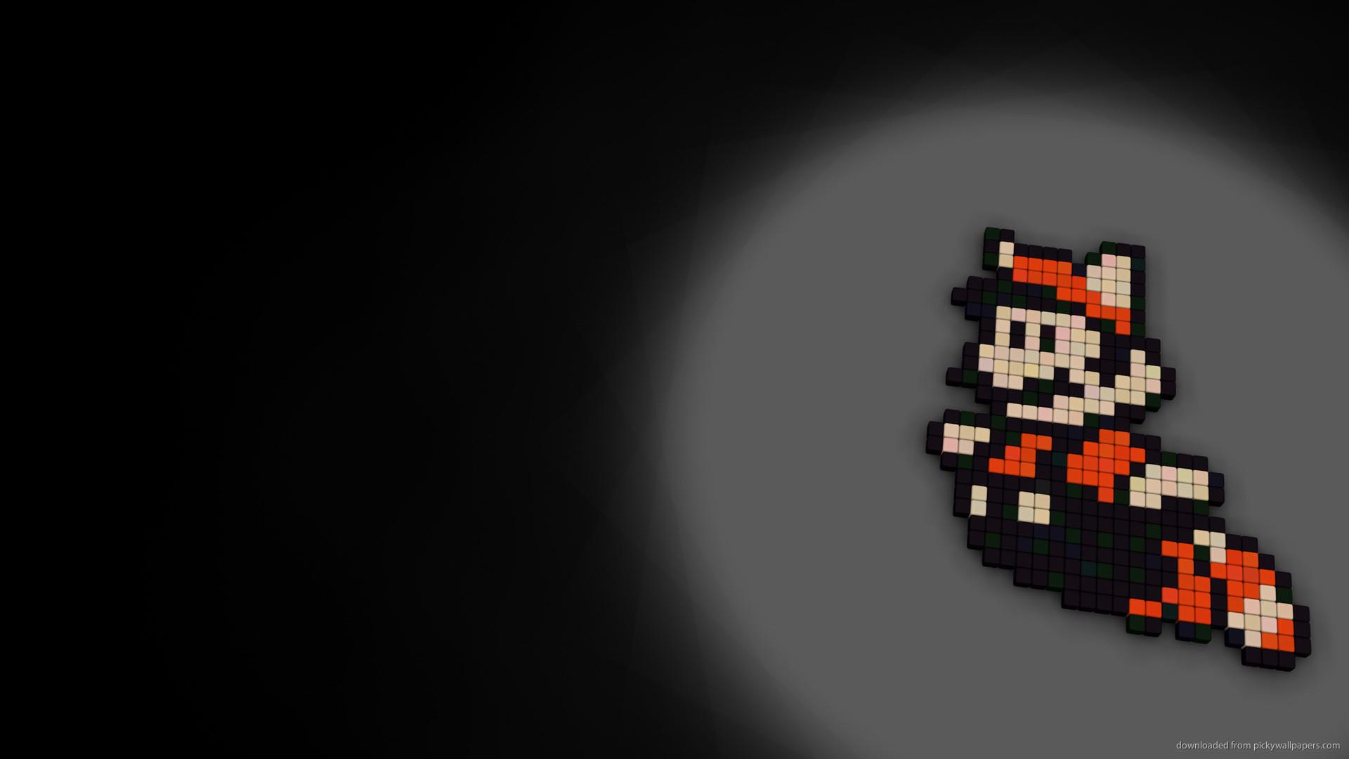 1920x1080 8-bit Mario for 1920x1080