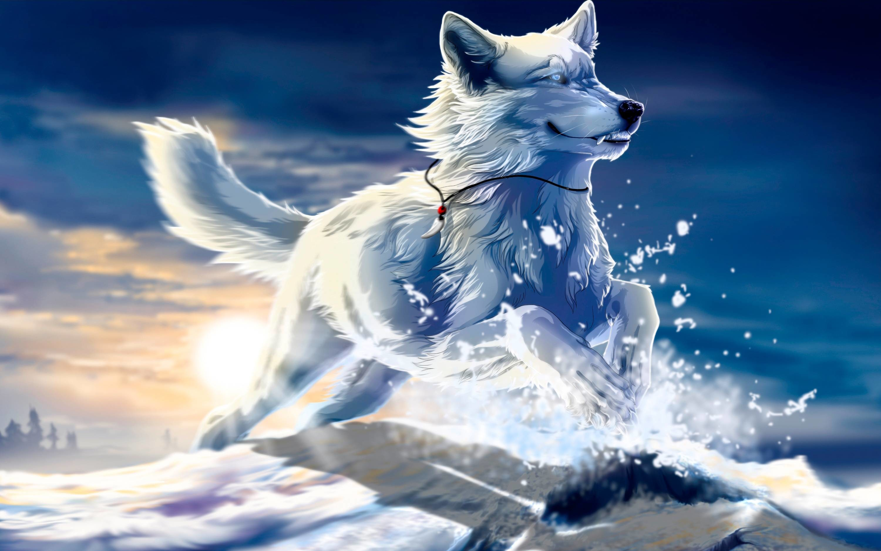 3000x1875 Wallpapers For Cool Wolf Backgrounds