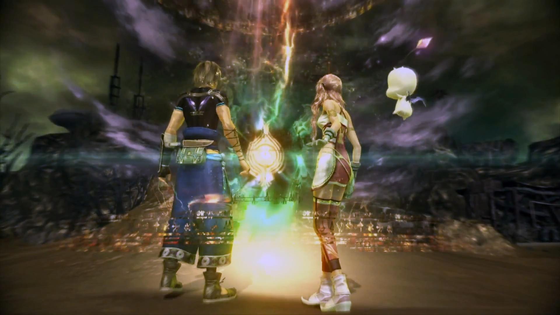 Final Fantasy XIII 2 Wallpaper (88+ images)