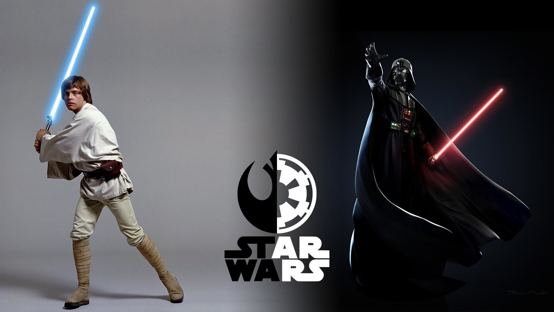 1920x1080 Darth Luke Related Keywords & Suggestions - Darth Luke .